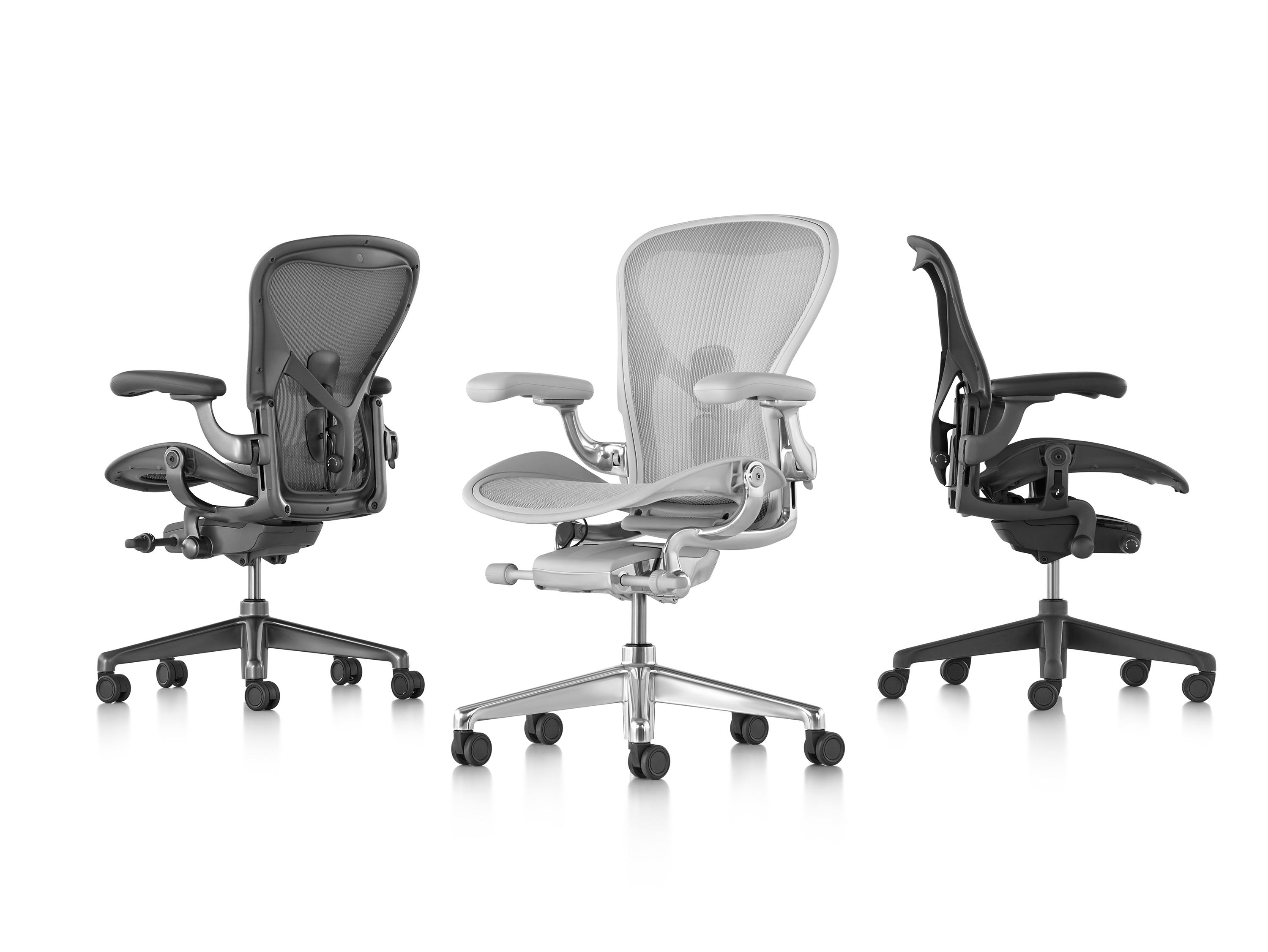 AERON CHAIR Task chairs from Herman Miller