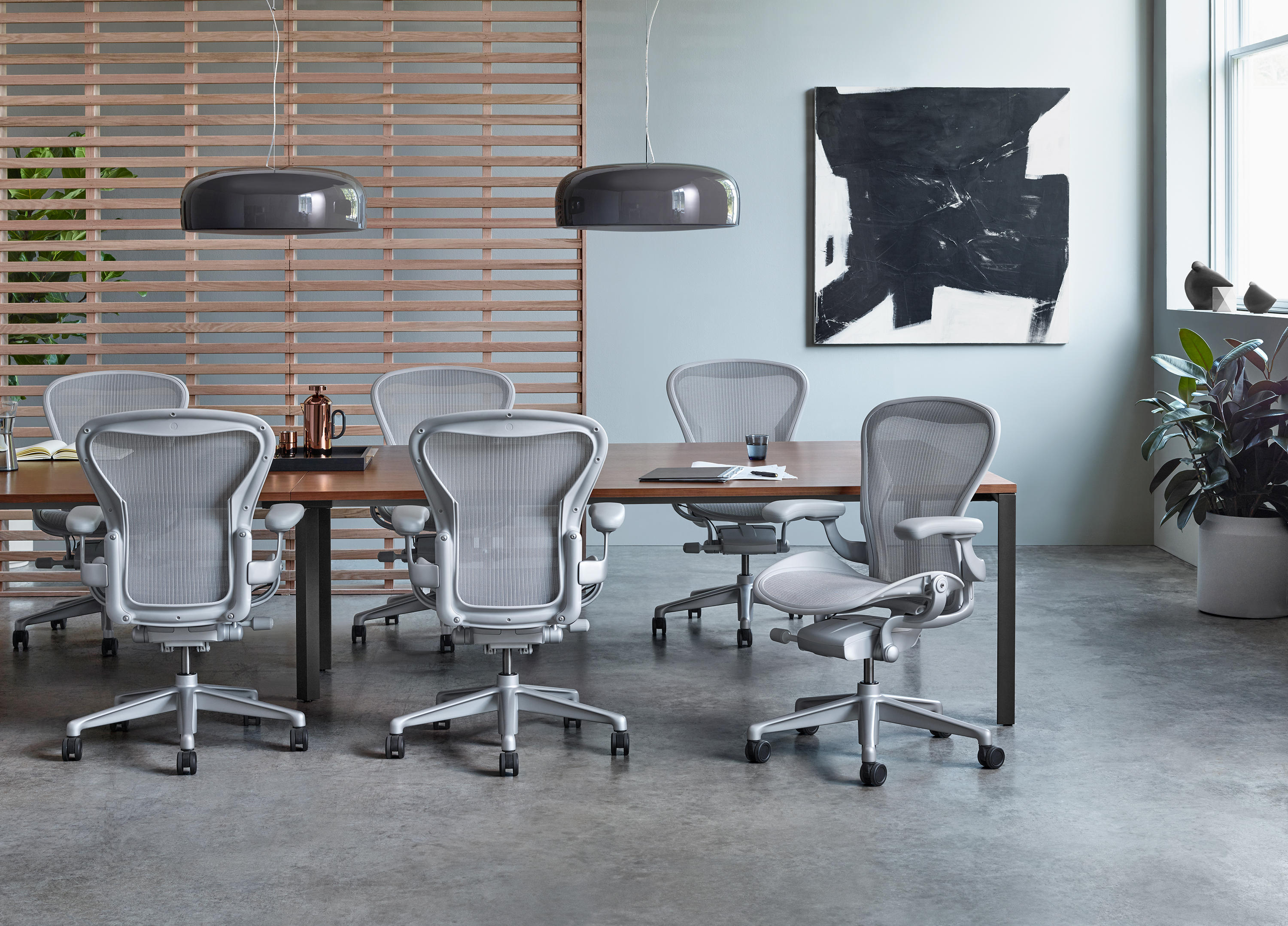 Aeron Chair Office Chairs From Herman Miller Architonic