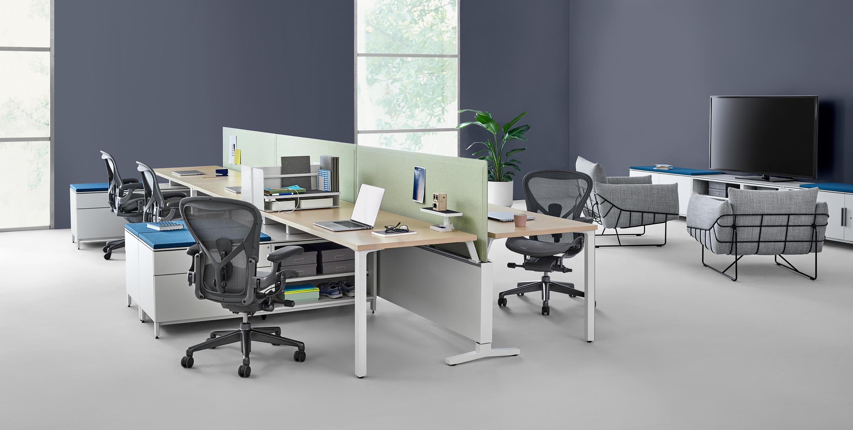 Sedia aeron affordable chair adjustments with sedia aeron for Sedia ufficio herman miller