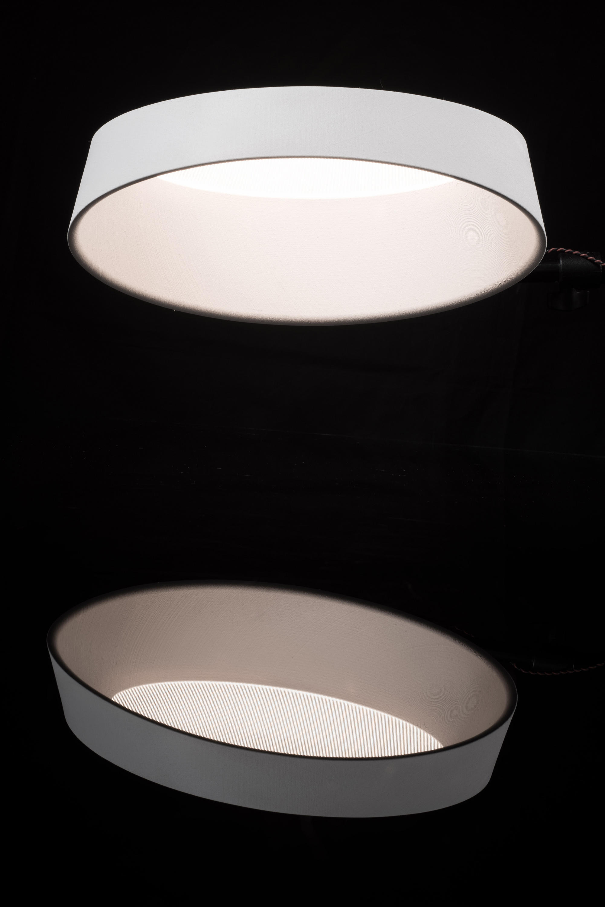 Oxygen P Suspended Lights From Linea Light Group