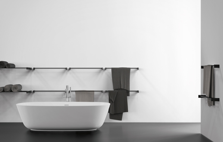 QUADRA HOOK 8 - Towel rails from Frost   Architonic