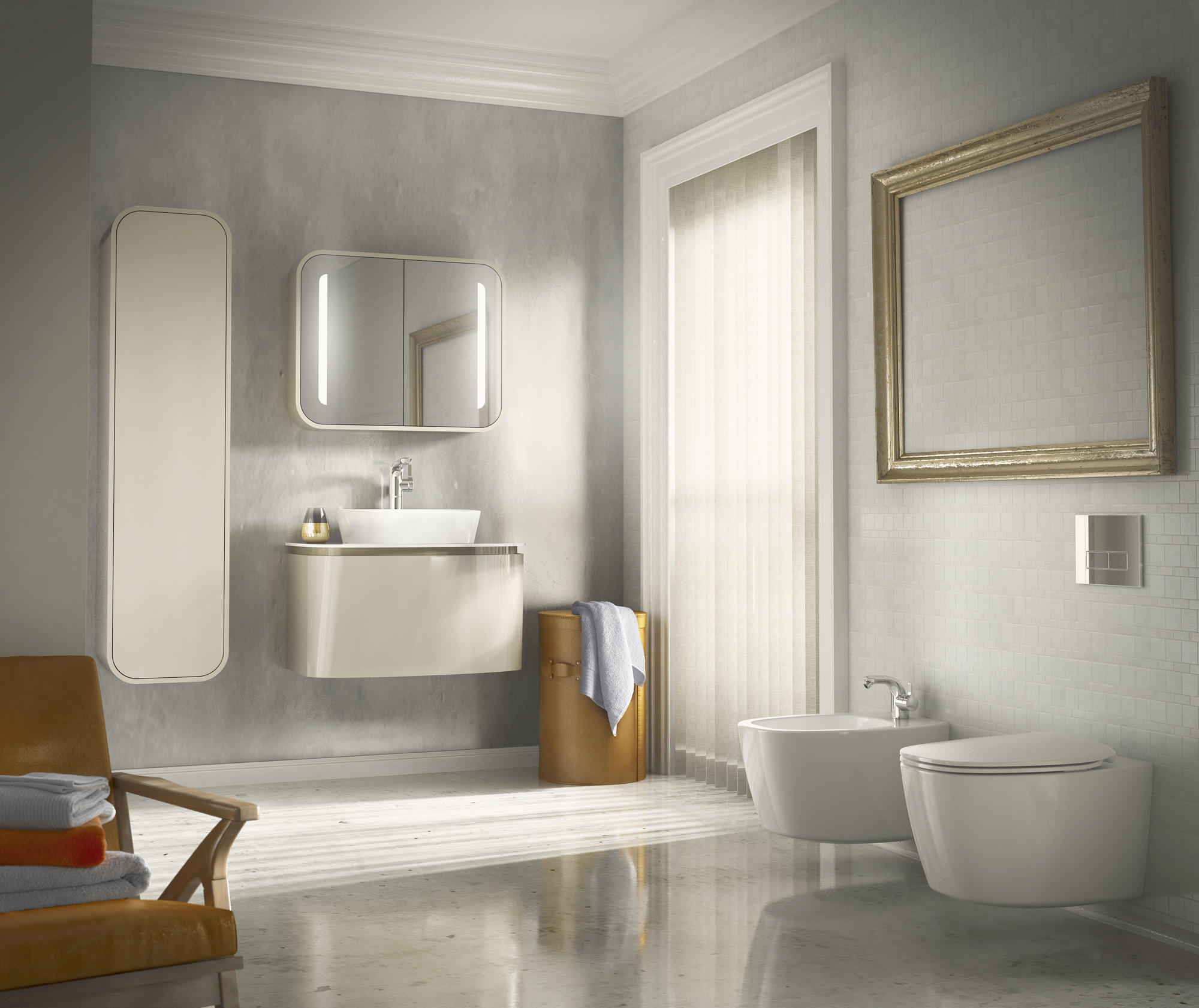 dea badewanne 1700mm freistehend bathtubs from ideal standard architonic