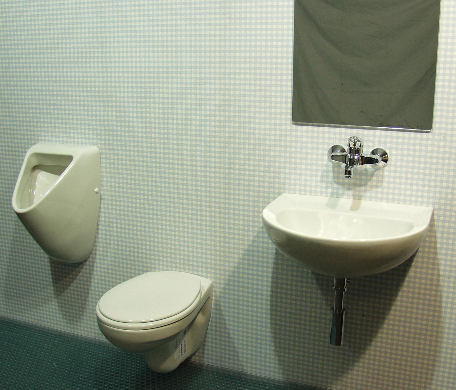 eurovit absaugeurinal zulauf senkrecht von oben urinals from ideal standard architonic. Black Bedroom Furniture Sets. Home Design Ideas