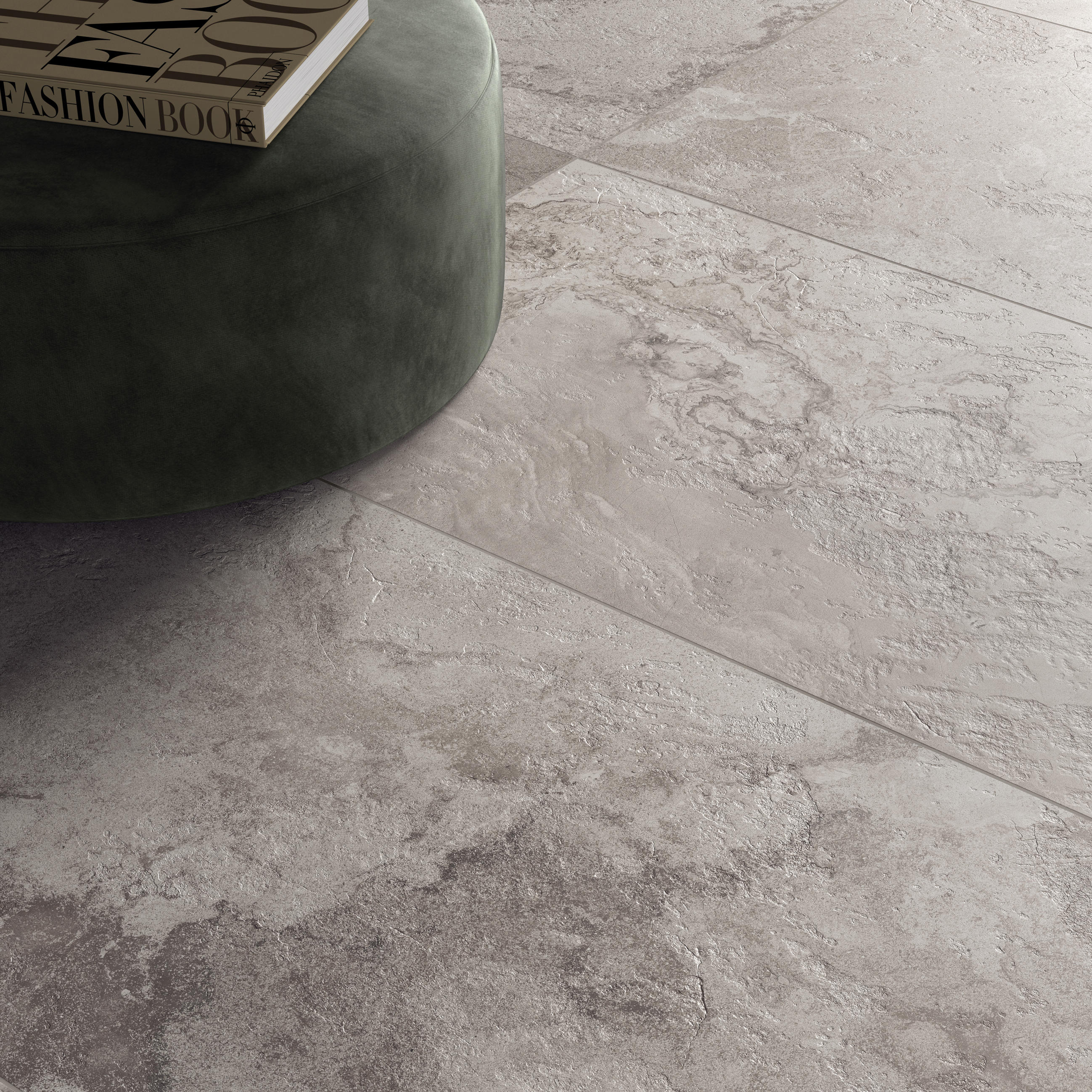 Alpes raw grey floor tiles from abk group architonic ambient images doublecrazyfo Gallery