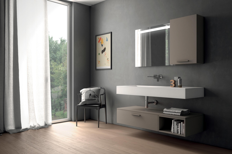 Globo lavabo da appoggio classic bianco lucido mielepiù