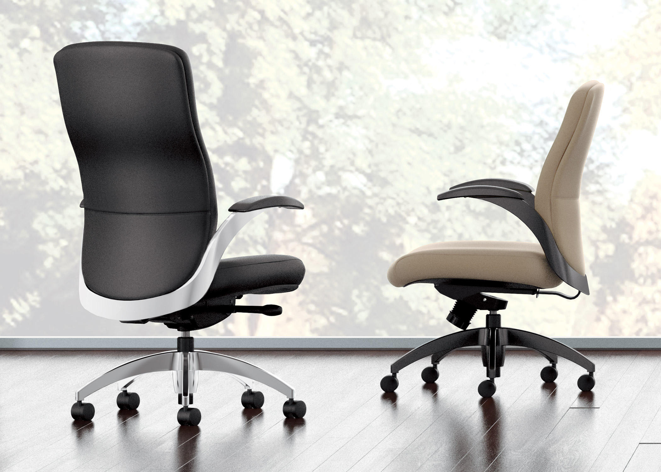 AURORA SEATING - Chairs from National Office Furniture