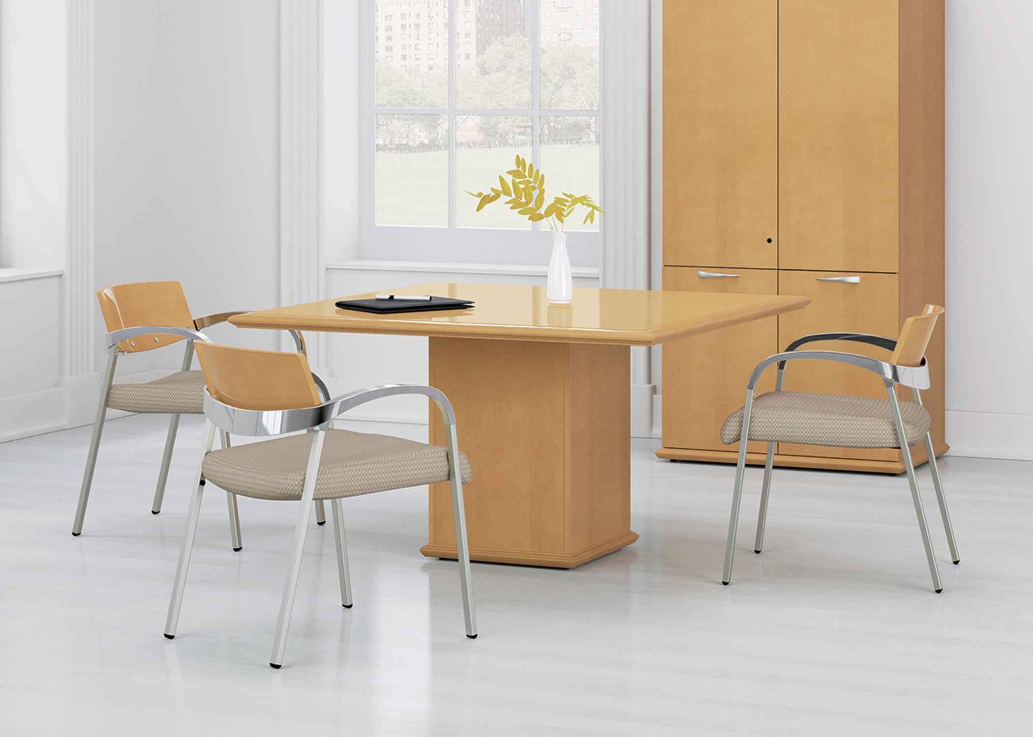 Aurora Desk High Back Sedie Girevoli Dirigenziali