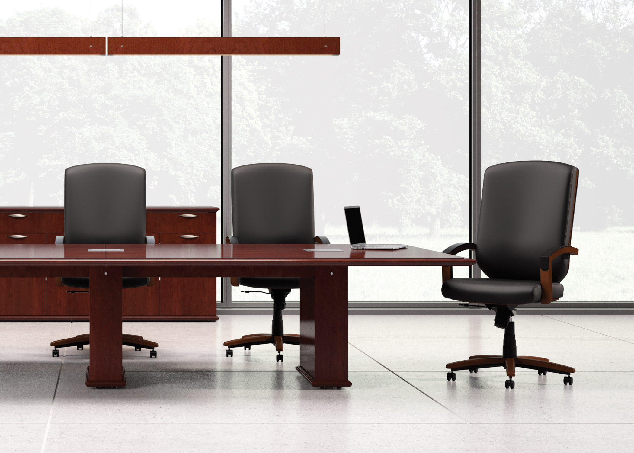 ELOQUENCE HIGH BACK - Management chairs from National Office ...
