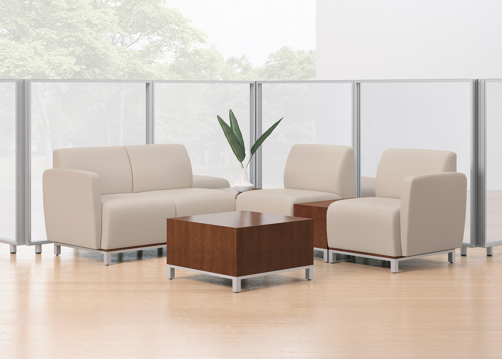 SWIFT 45° OUTSIDE CORNER - Modular seating elements from National ...