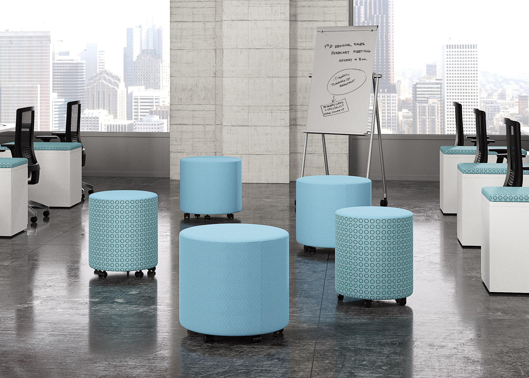 Whimsy furniture Modern Whimsy Seating By National Office Furniture Pinterest Whimsy Seating Poufs From National Office Furniture Architonic