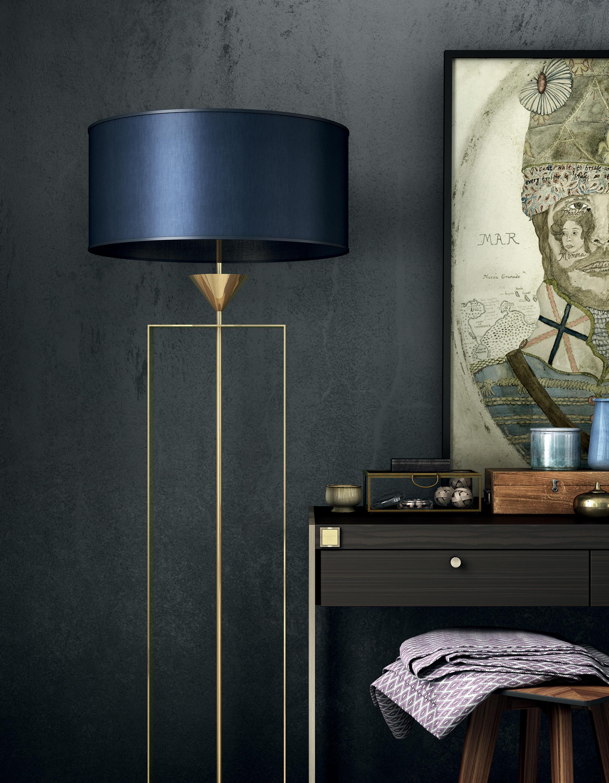 Tosca Lamp Standleuchten Von Black Tie Architonic
