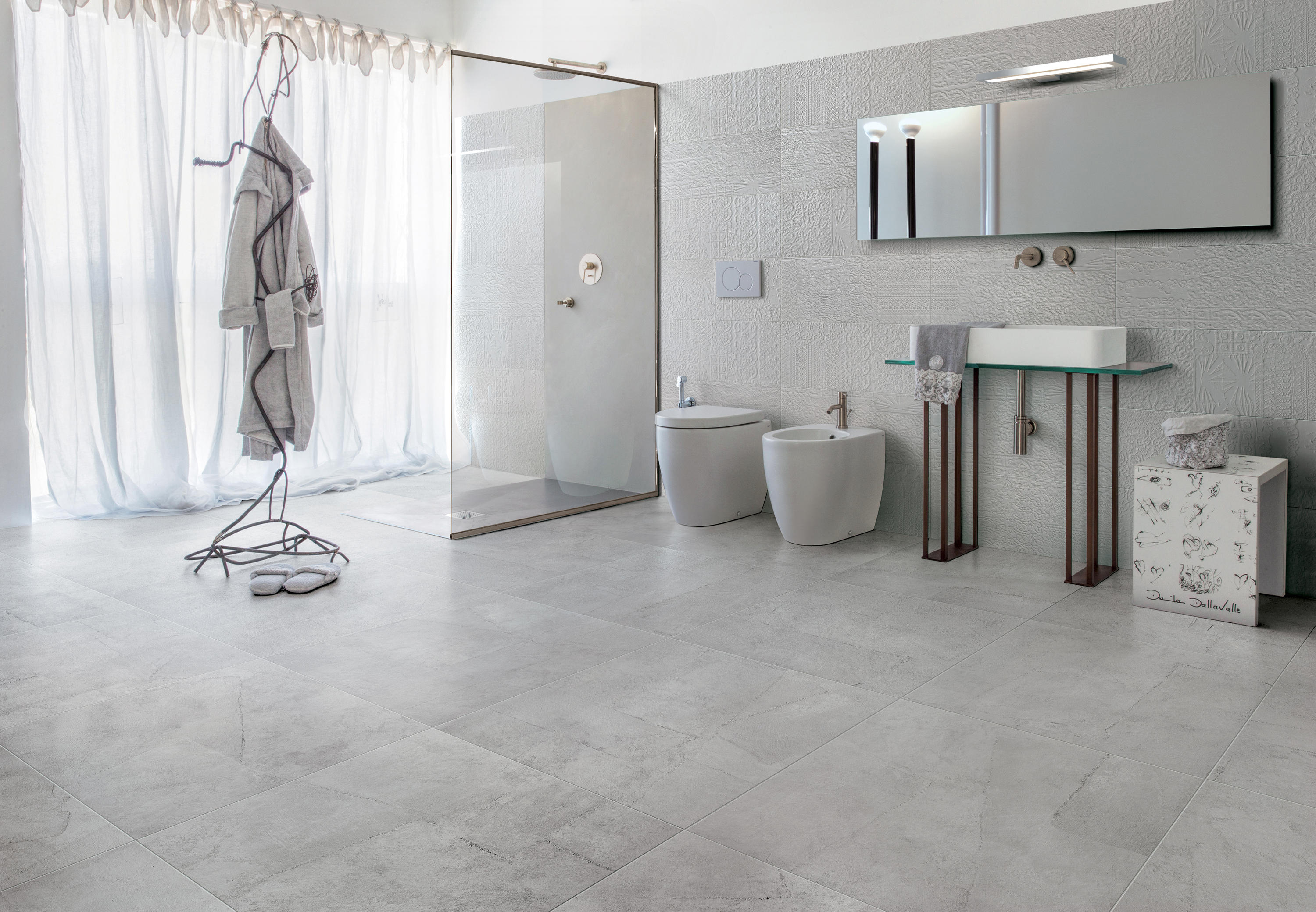 Arte Pura Trame Baltico Ceramic Tiles From Refin