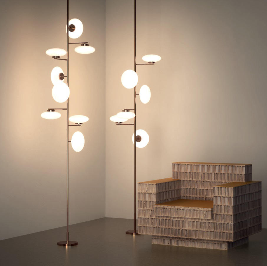 Floor To Ceiling Light