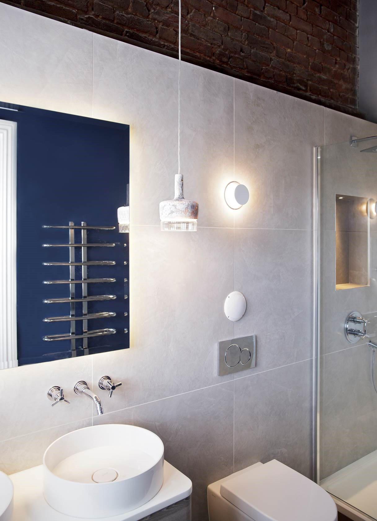 Acorn bathroom furniture -  Acorn Pendant By Penta