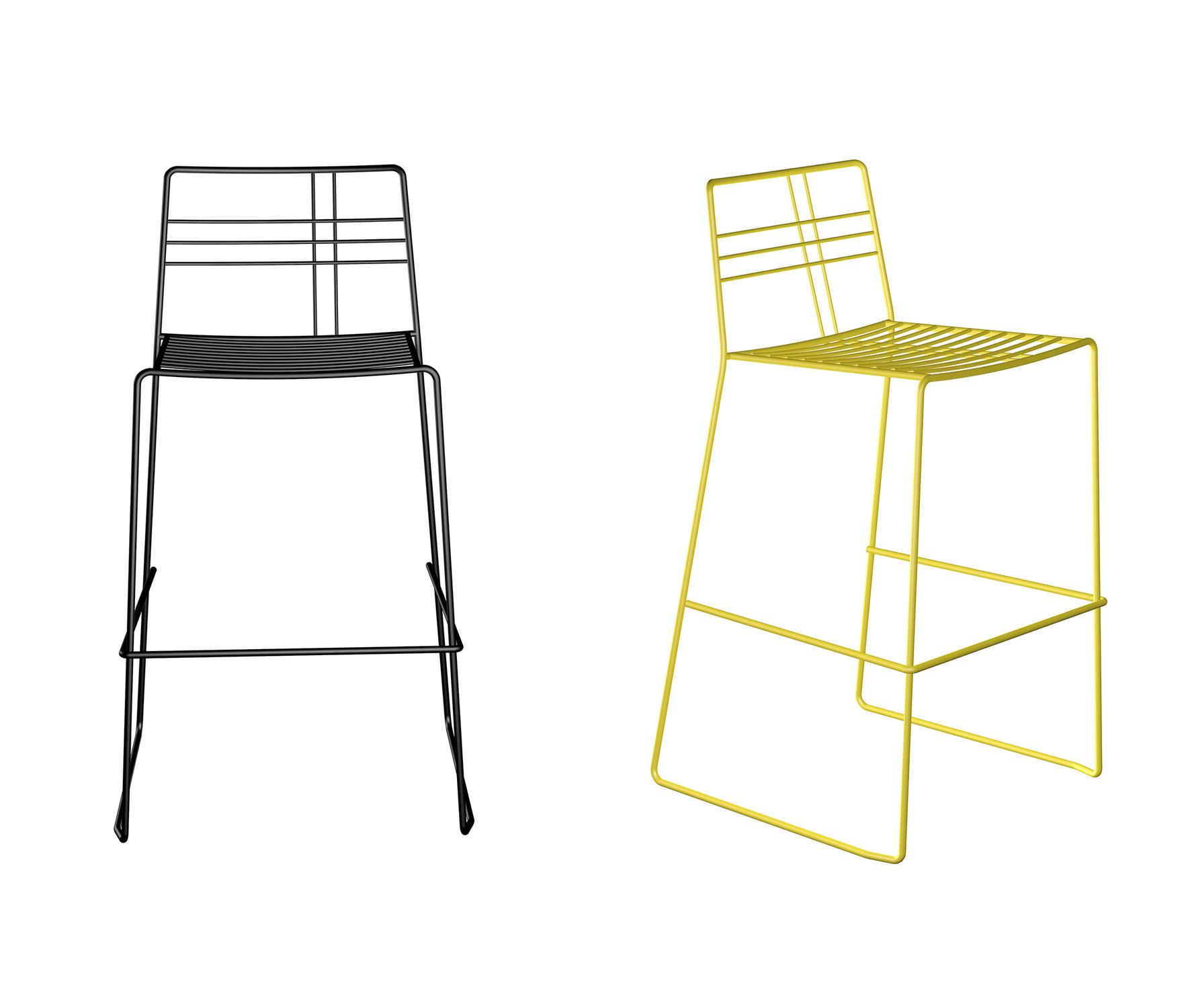 Tartan stool barhocker von dvo architonic for Barhocker englisch