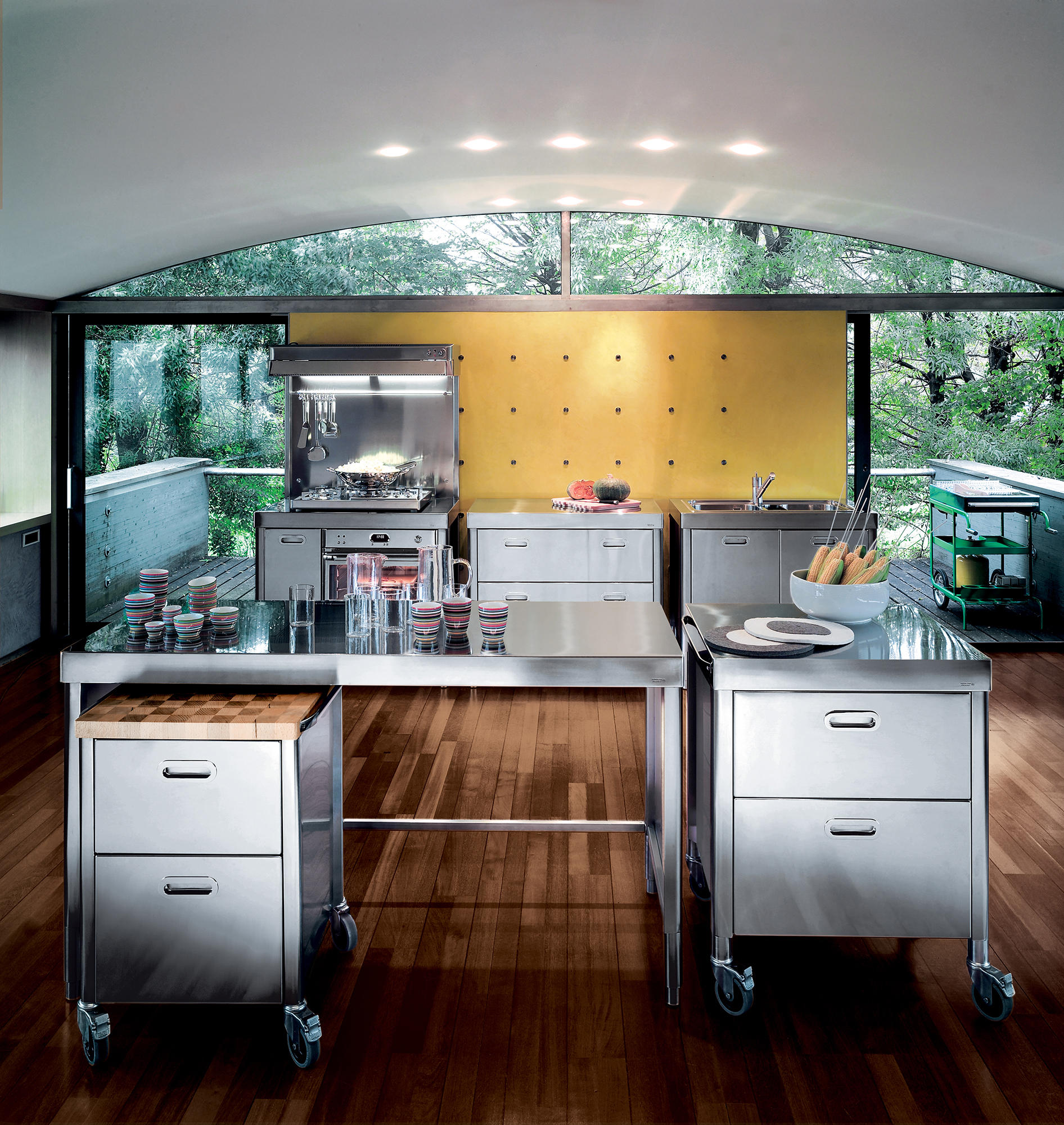 70 KITCHENS - Dishwashers From ALPES-INOX