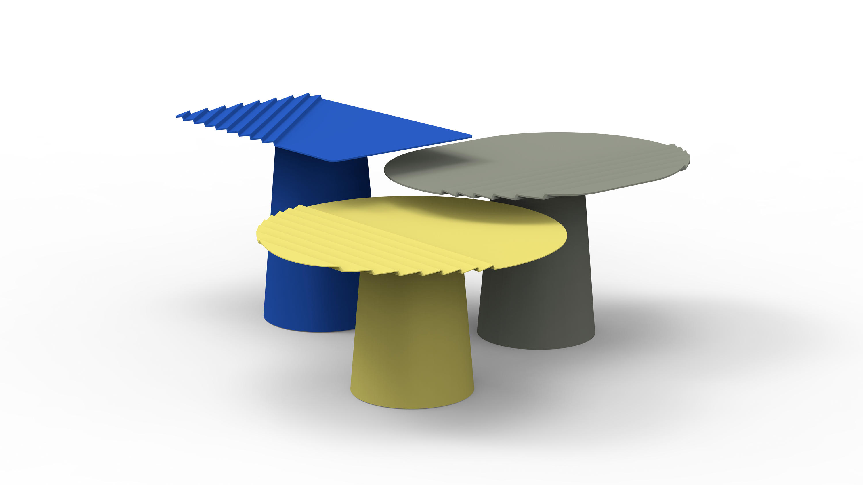 Wind Table N 176 1 Coffee Tables From Mati 232 Re Grise Architonic