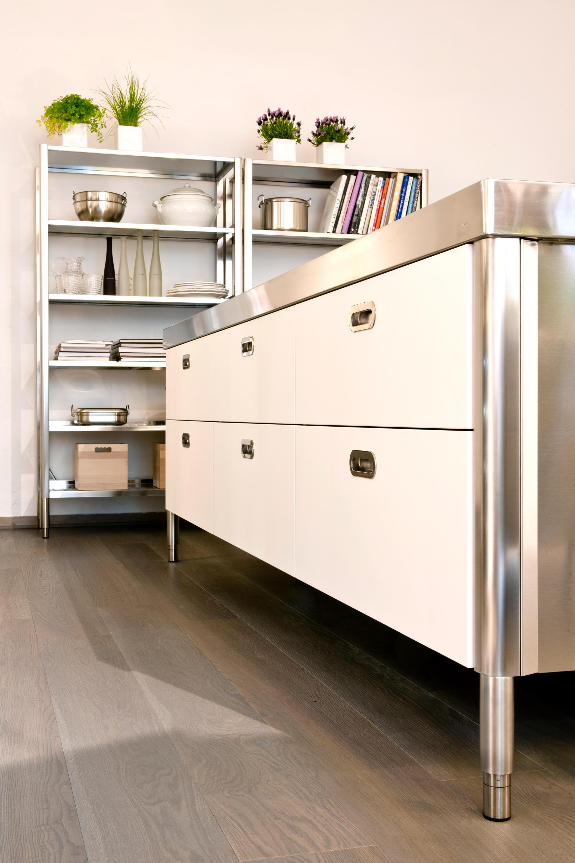 Cucine 250 cucine compatte alpes inox architonic - Cucine compatte ...