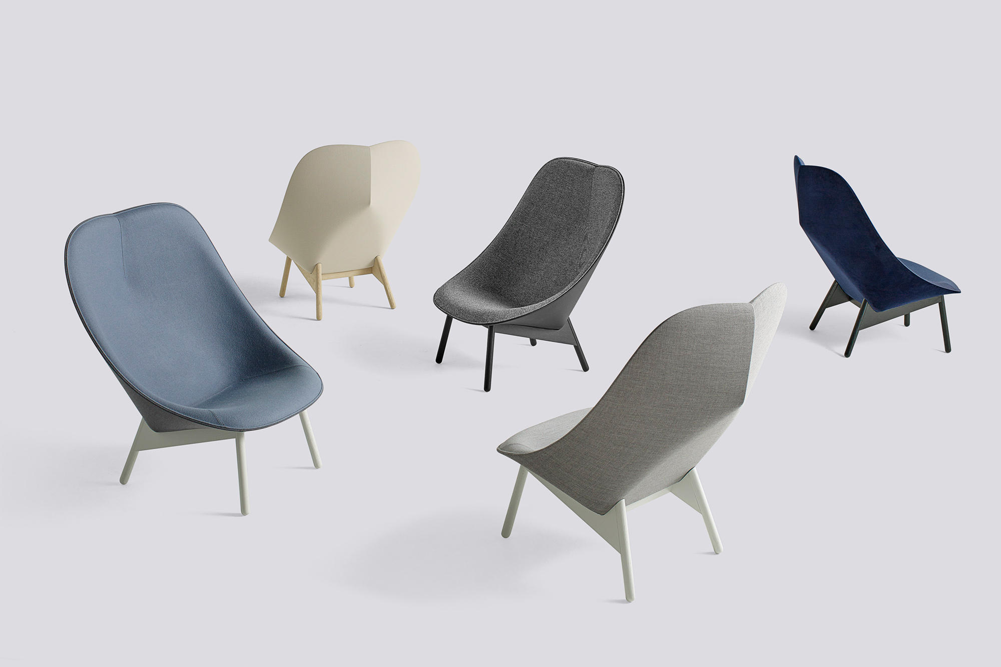 Hay Uchiwa Lounge Chair Price