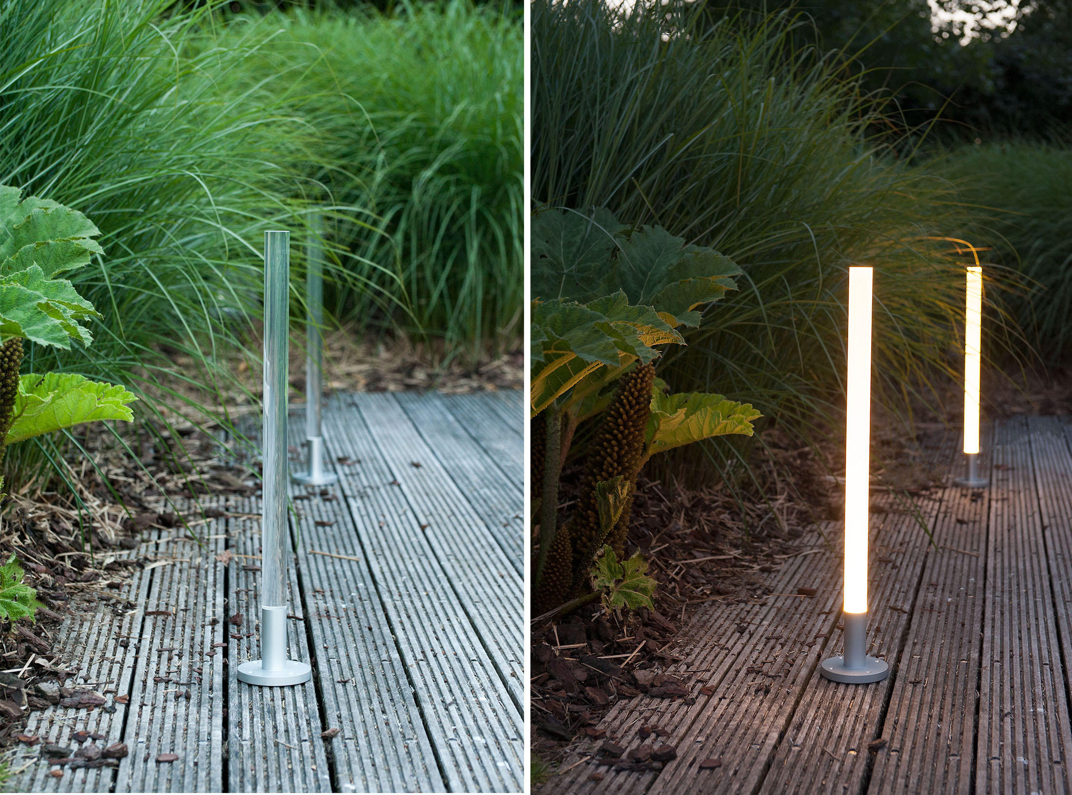 Ghost saber lampada da esterni lampade outdoor piantane
