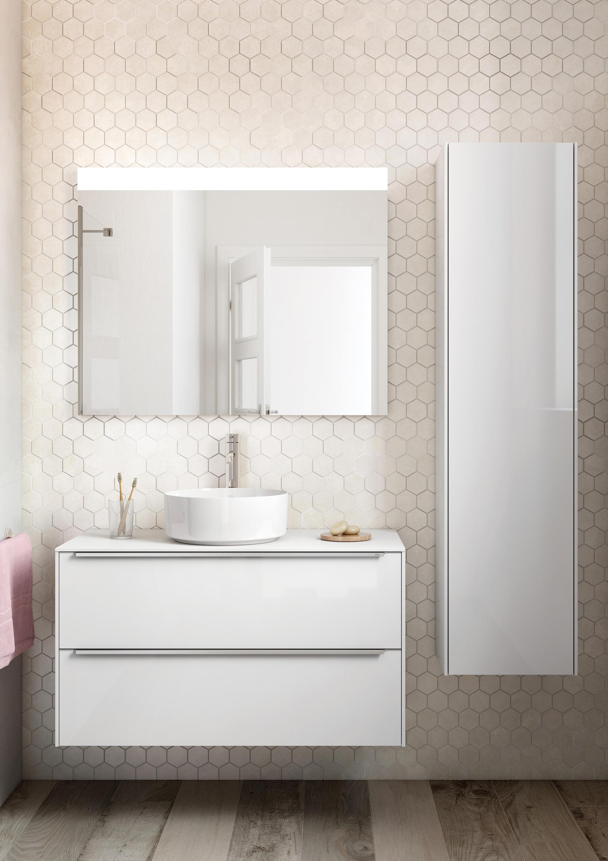 Inspira lavabo lavabos de roca architonic for Distribuidor roca barcelona
