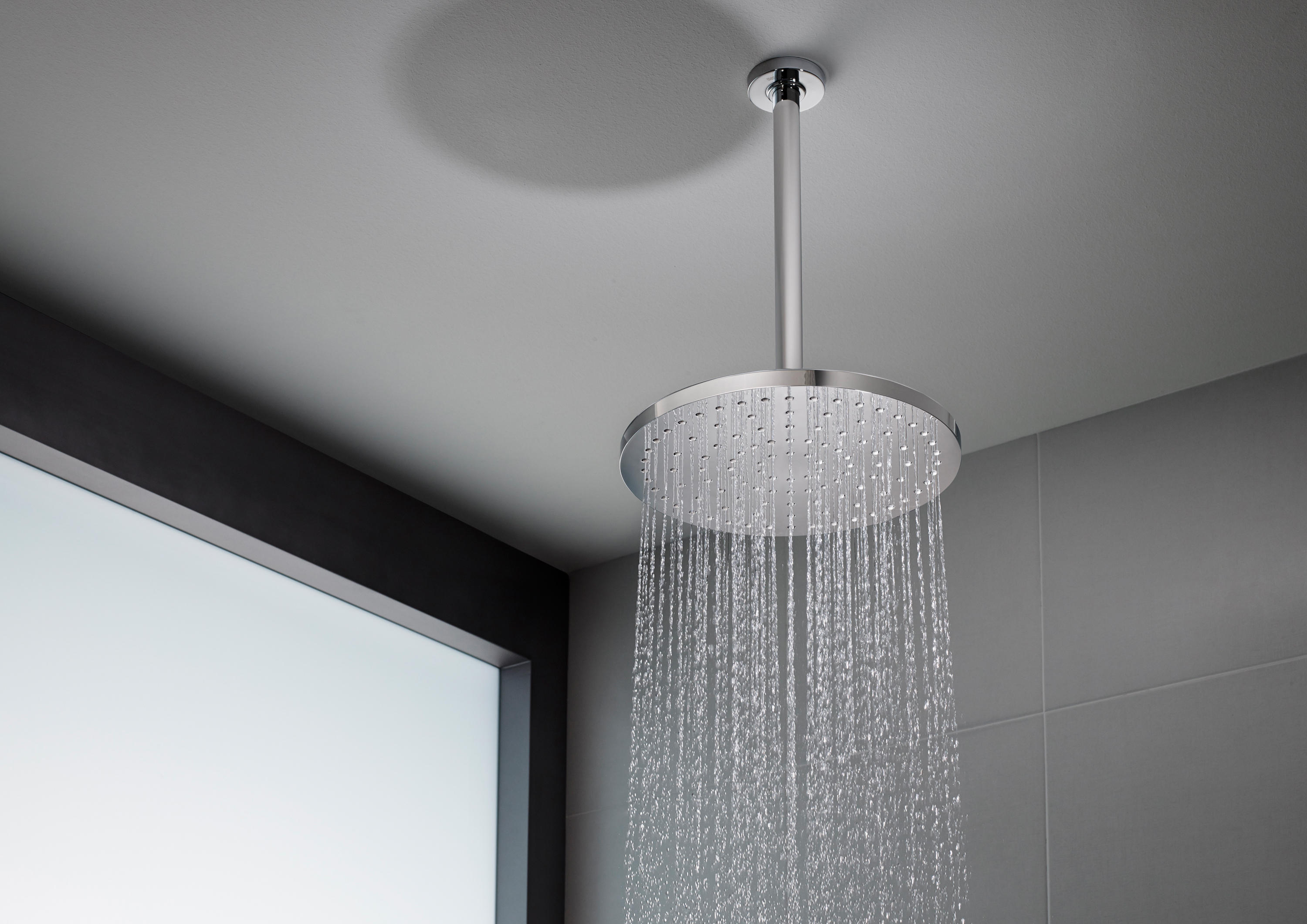 rainsense shower head shower controls from roca architonic