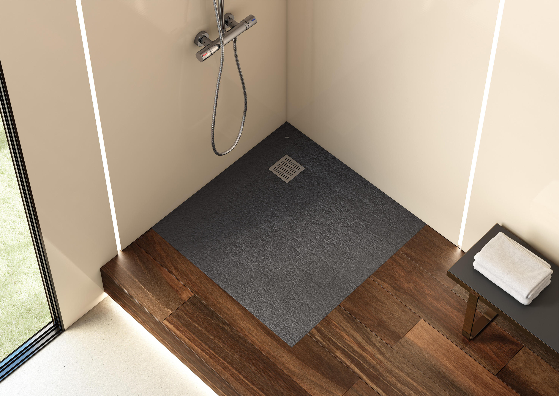 terran receveur de douche bacs douche de roca architonic. Black Bedroom Furniture Sets. Home Design Ideas