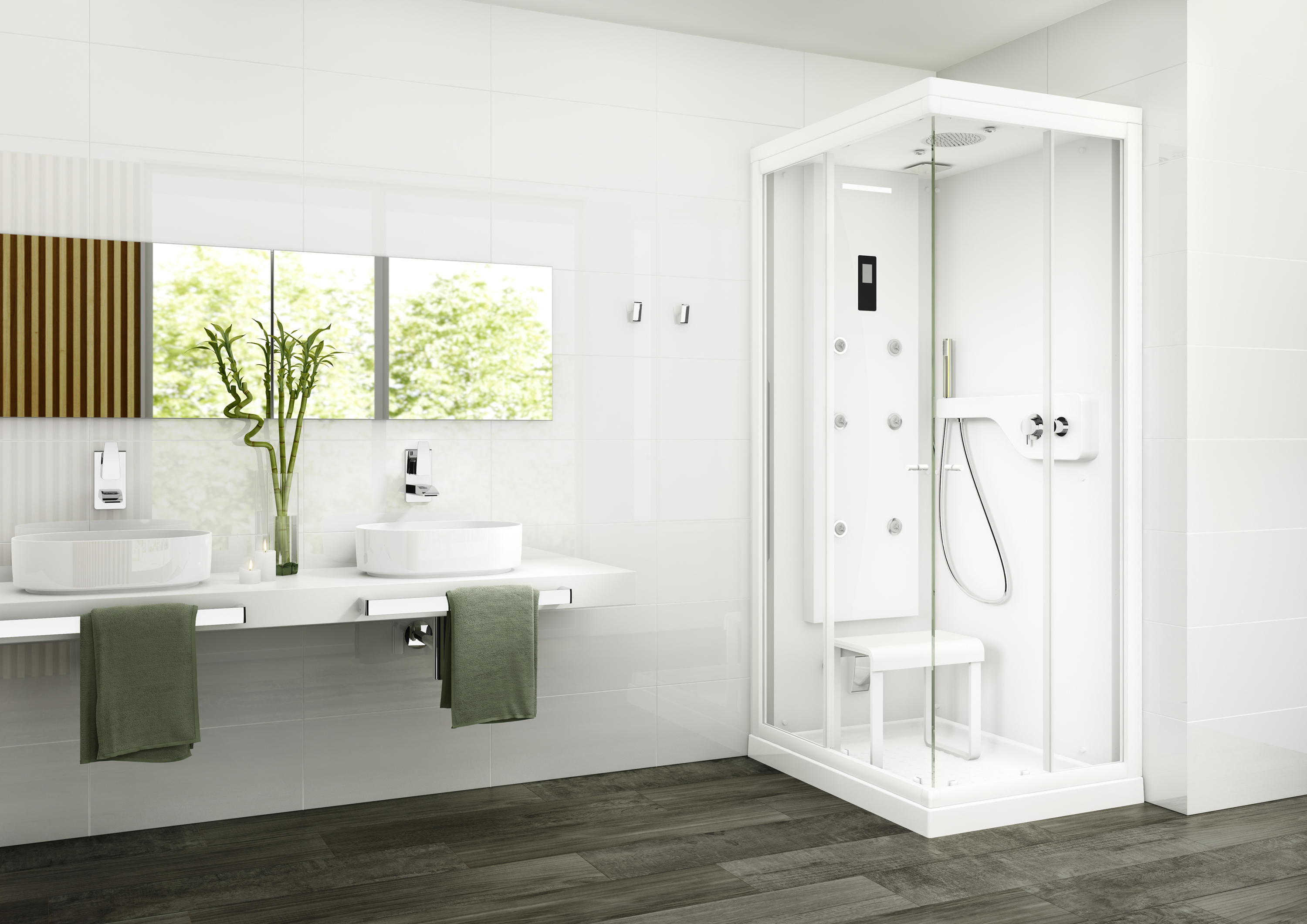 ZEN | CABIN - Shower screens from ROCA | Architonic