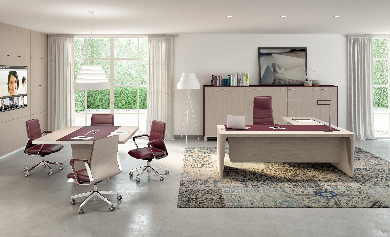 Quadrifoglio Mobili Per Ufficio.X10 Scrivanie Quadrifoglio Group Architonic