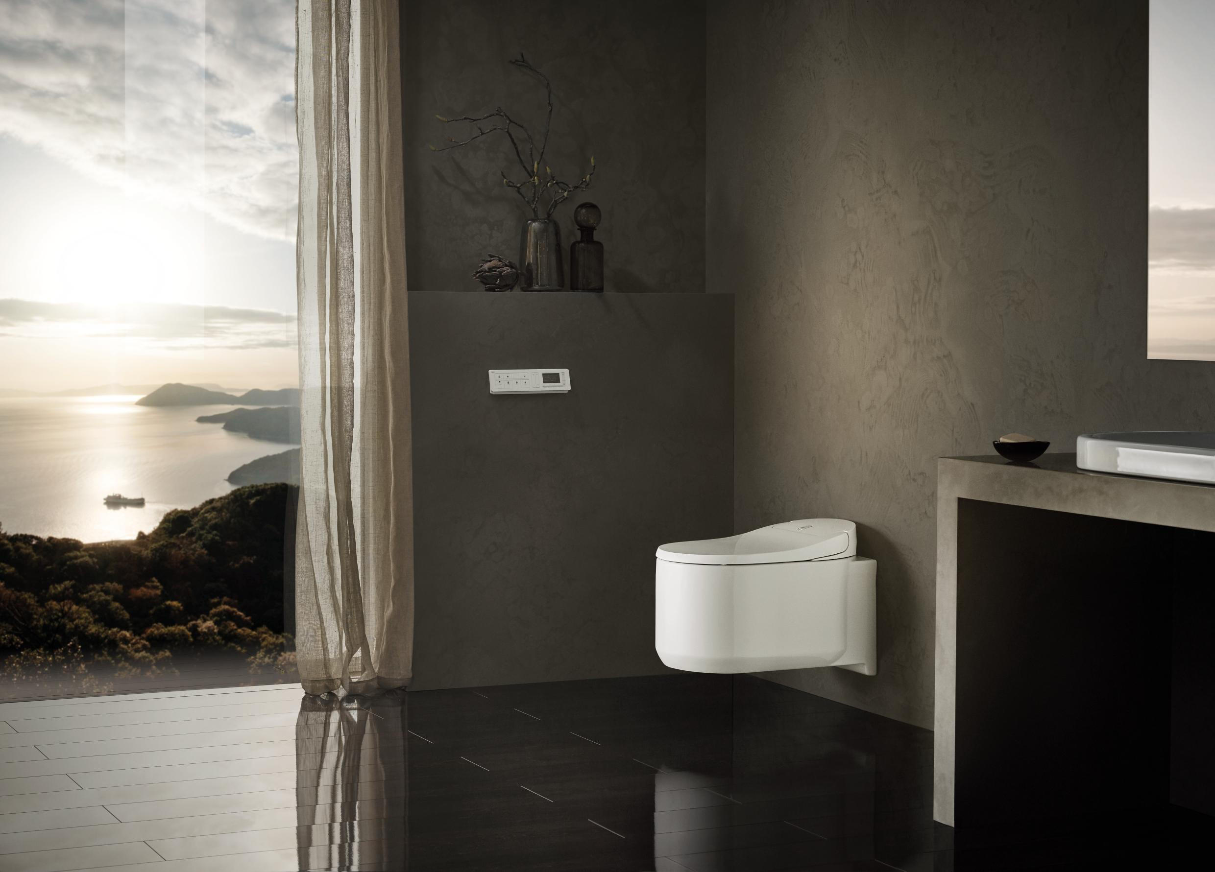 GROHE SENSIA® ARENA SHOWER TOILET - WC from GROHE | Architonic