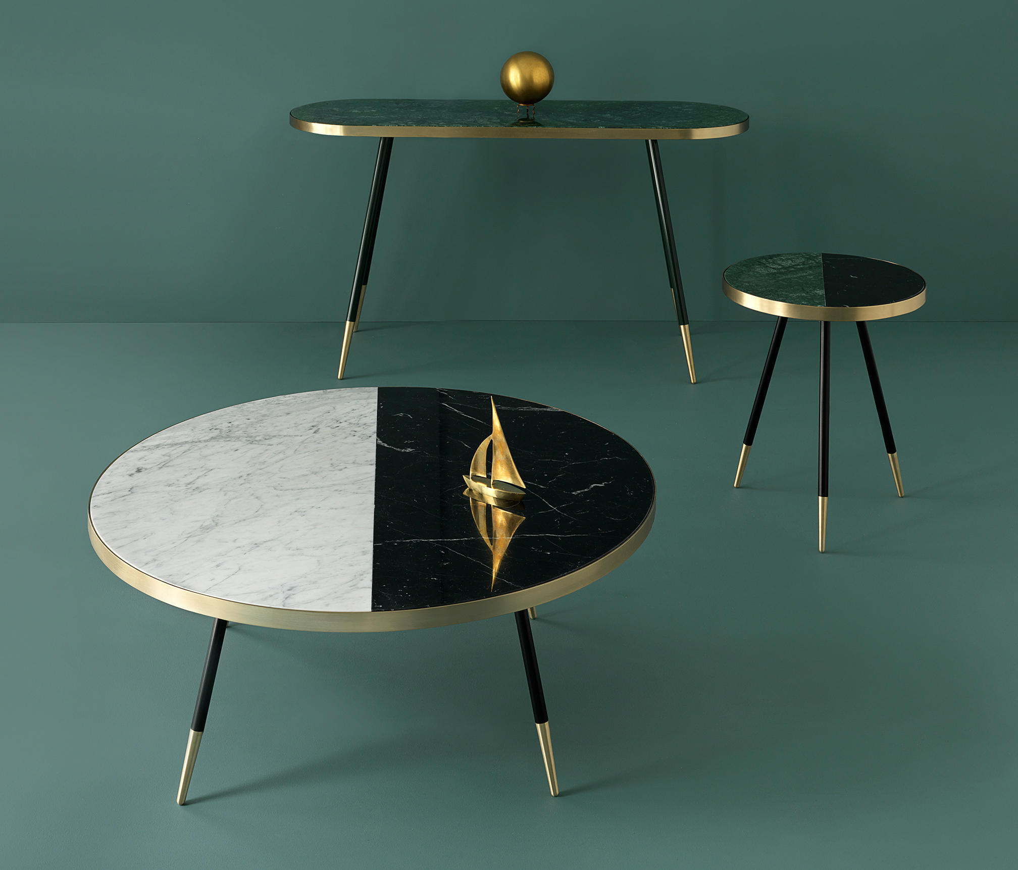 Superb Band Marble Coffee Table Architonic Ncnpc Chair Design For Home Ncnpcorg