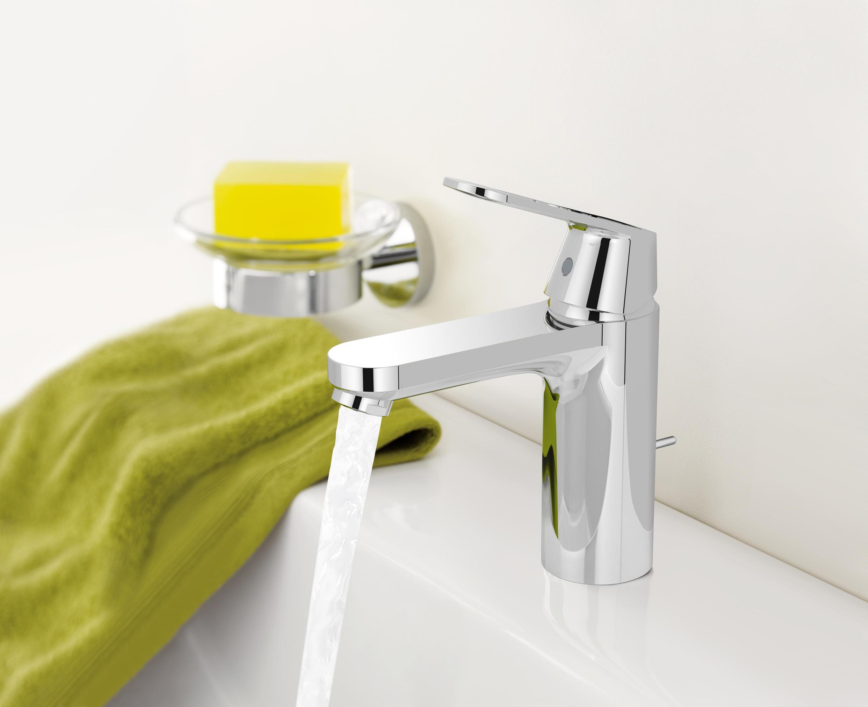eurosmart cosmopolitan einhand waschtischbatterie dn 15 l. Black Bedroom Furniture Sets. Home Design Ideas
