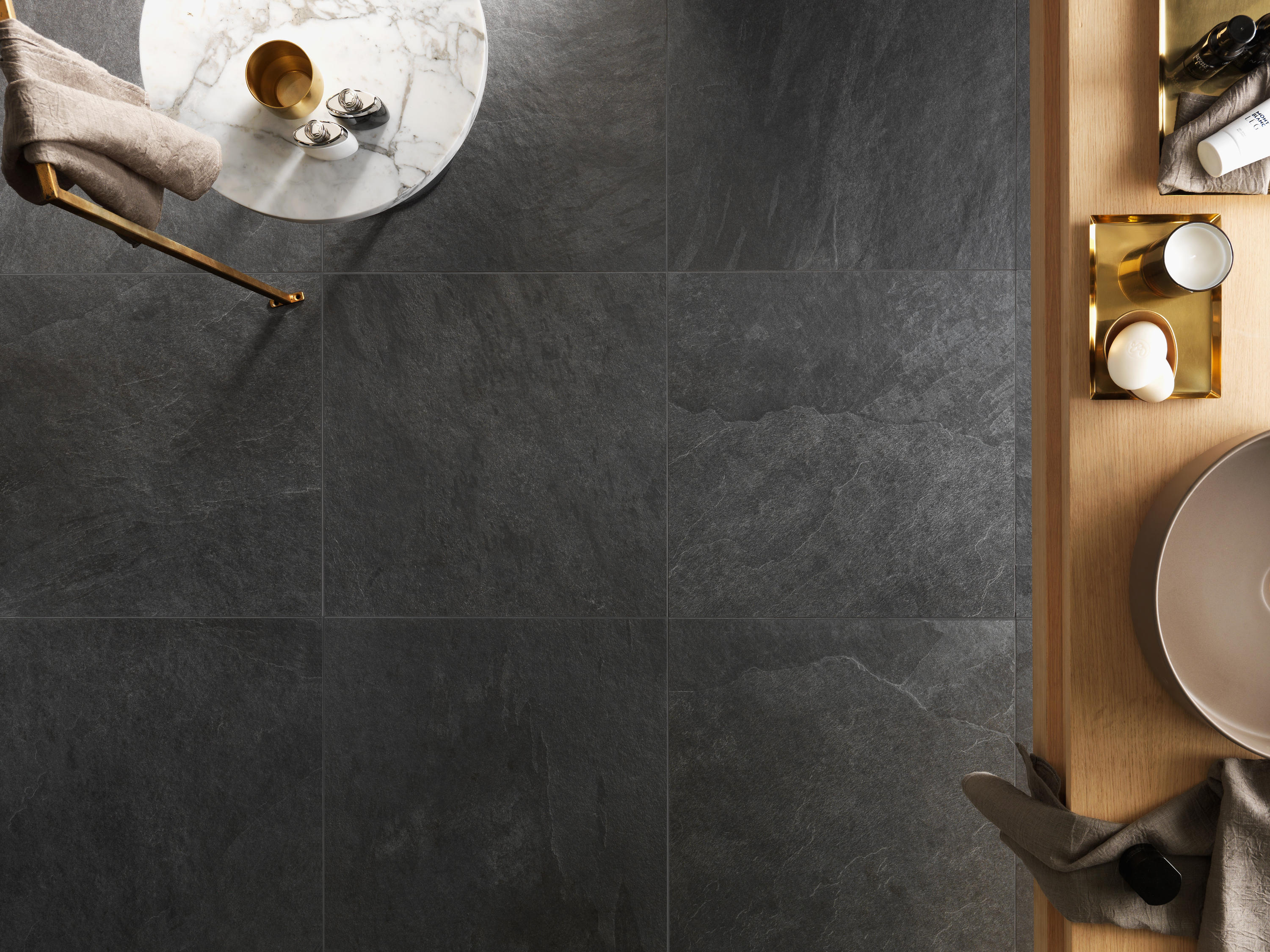 Waterfall Dark Flow Tiles From Lea Ceramiche Architonic