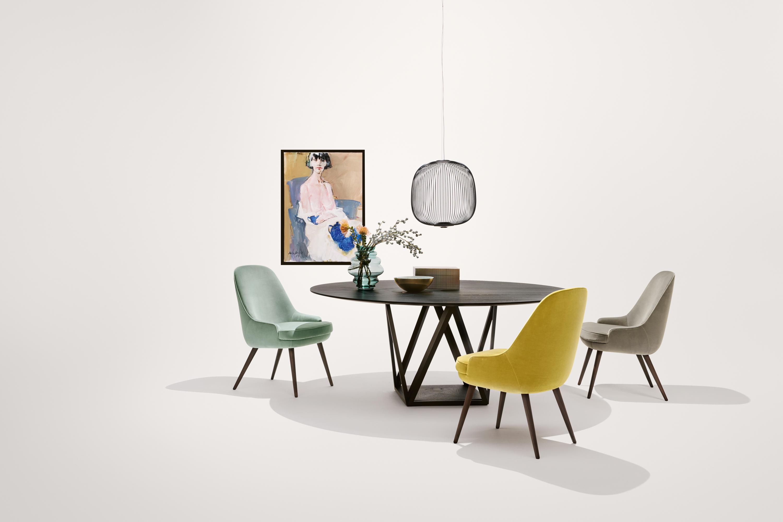 375 STUHL Stühle Von Walter Knoll