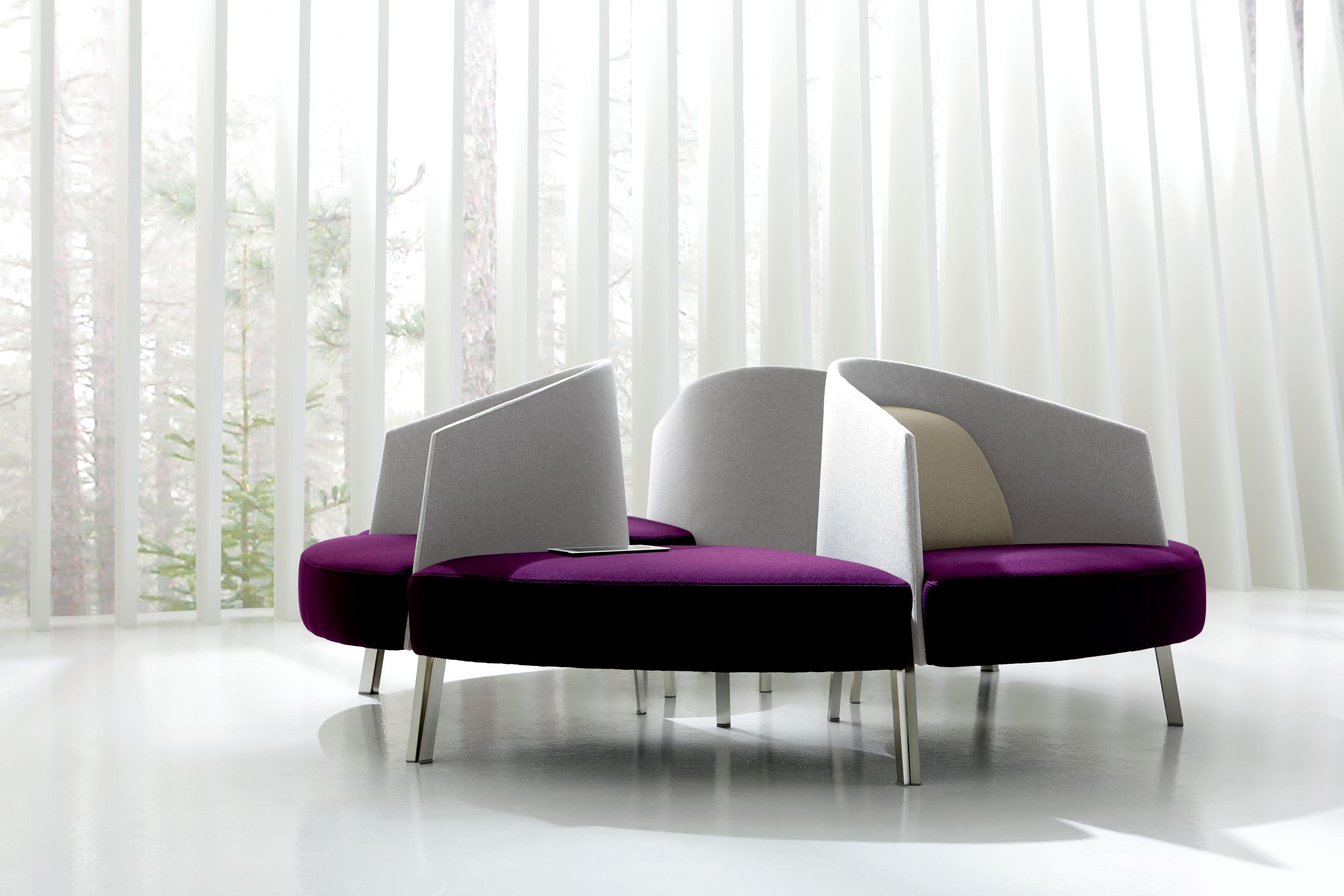 Fractals Seating Chair High Back Armchairs From Studio