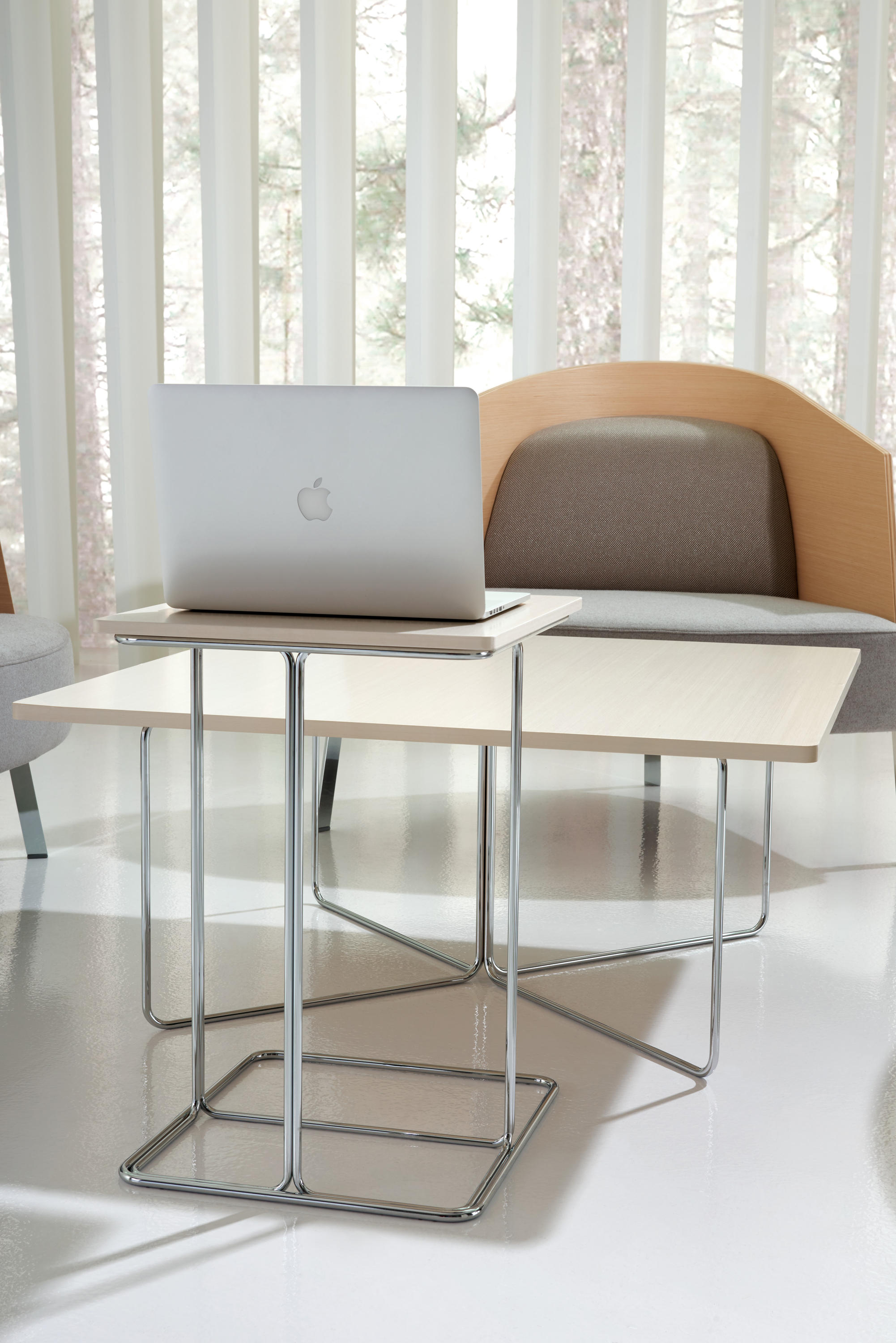 Kogen Large Square Coffee Table Coffee Tables From Studio Tk