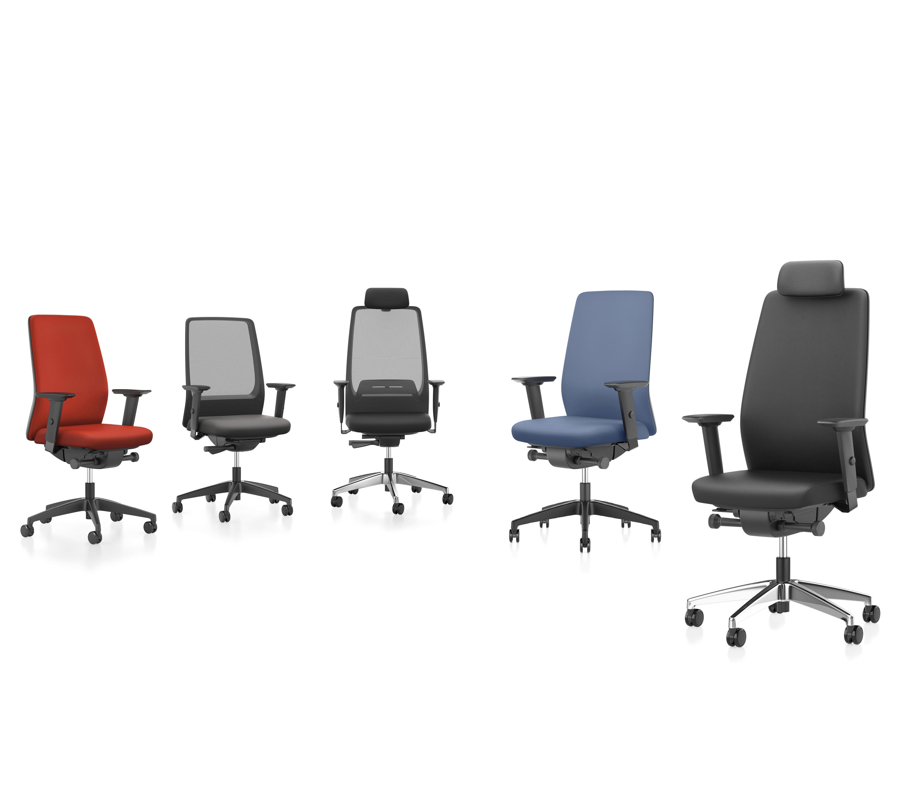 AIMIS1 1S02 - Task chairs from Interstuhl Büromöbel GmbH & Co. KG ...