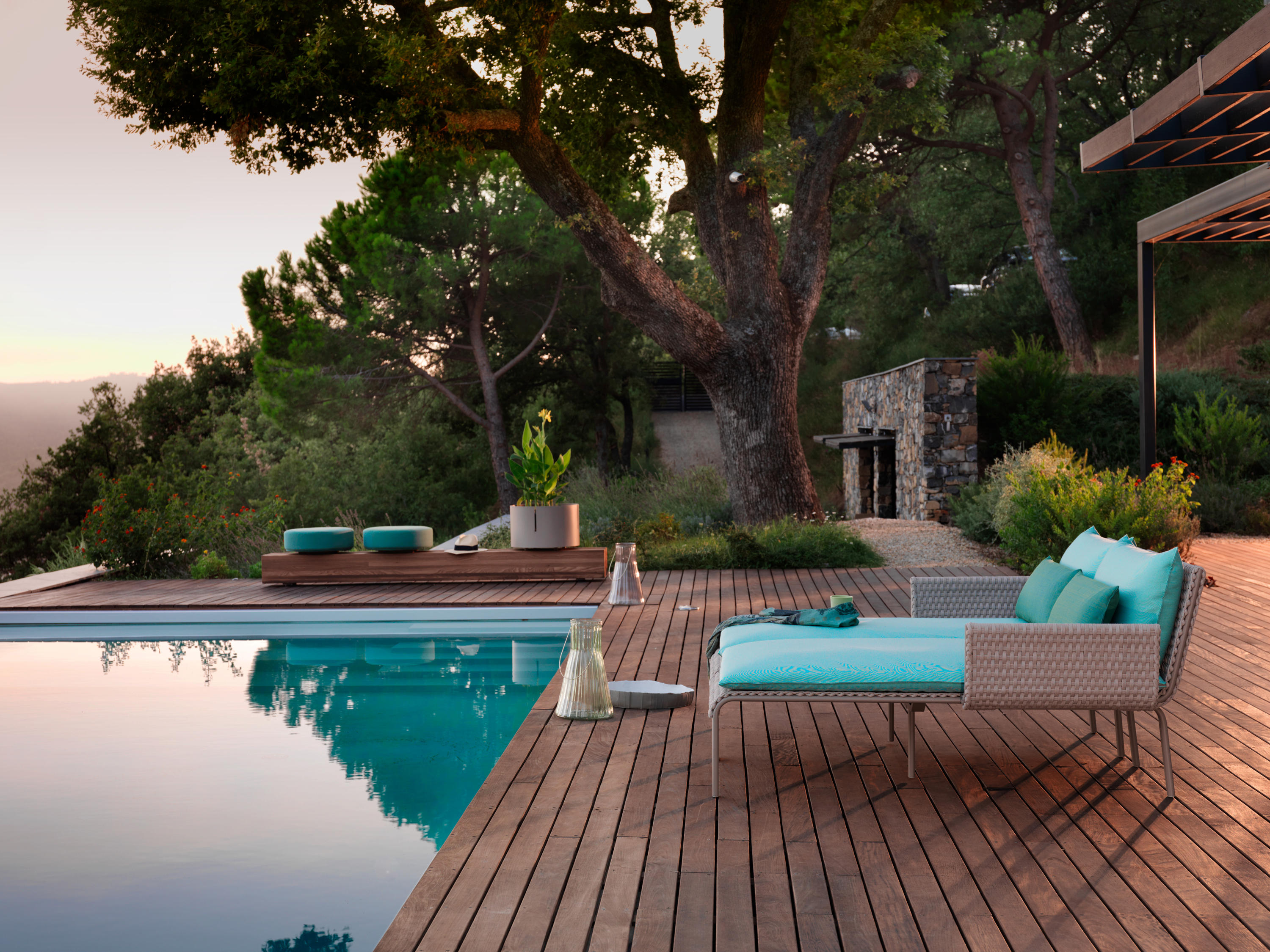 KEYWEST 4270 BEAM - Garden benches from Roberti Rattan | Architonic