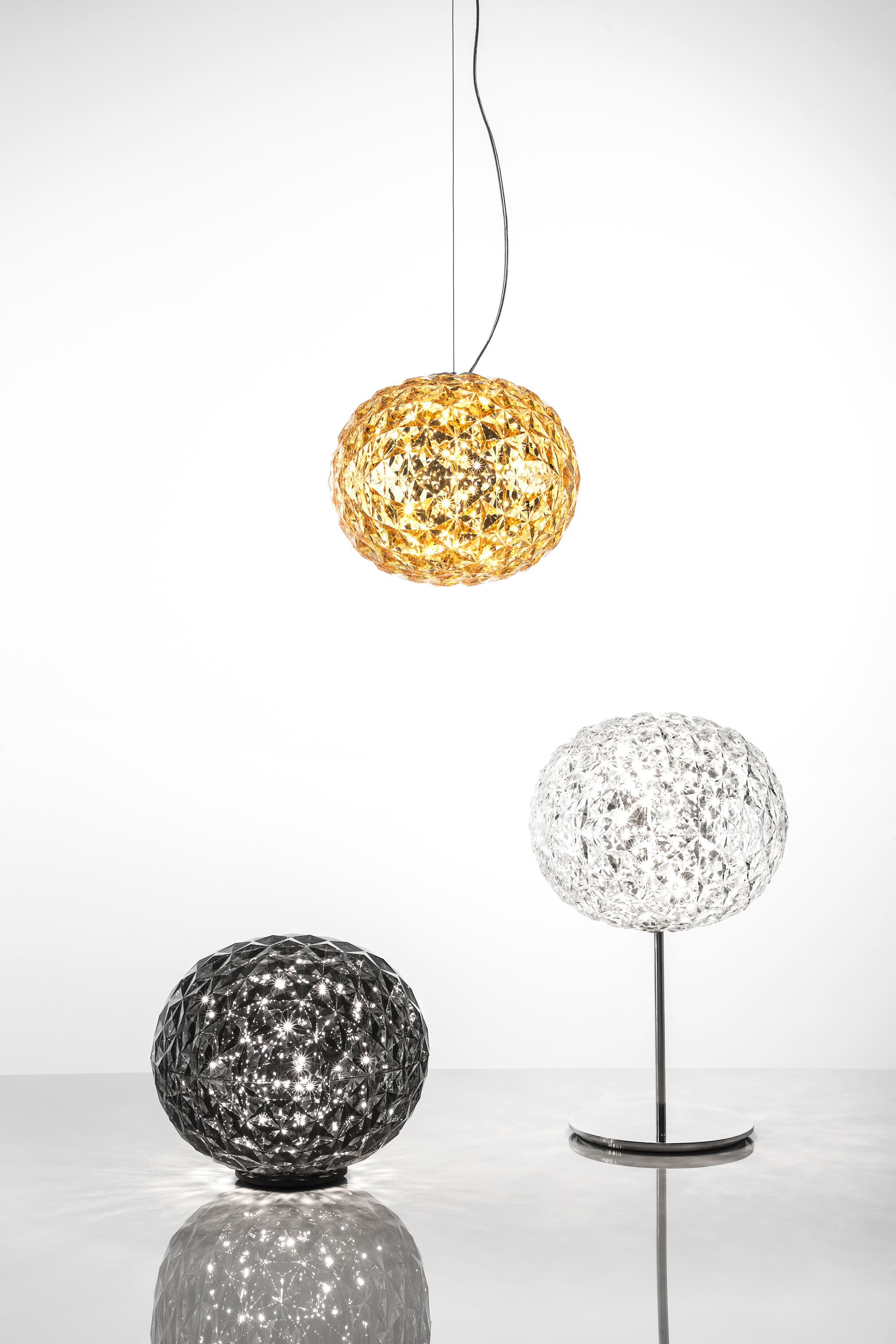 Planet Table Lights From Kartell Architonic