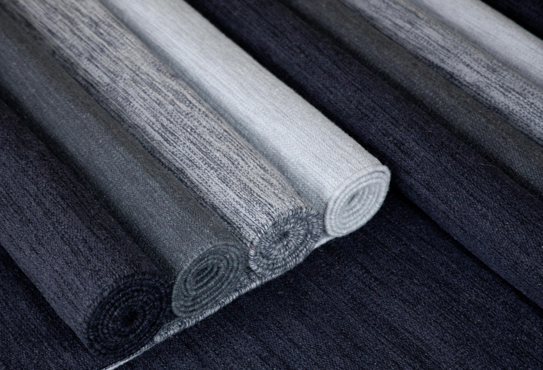 norm retangular rug | l navy grey - rugs / designer rugs from menu
