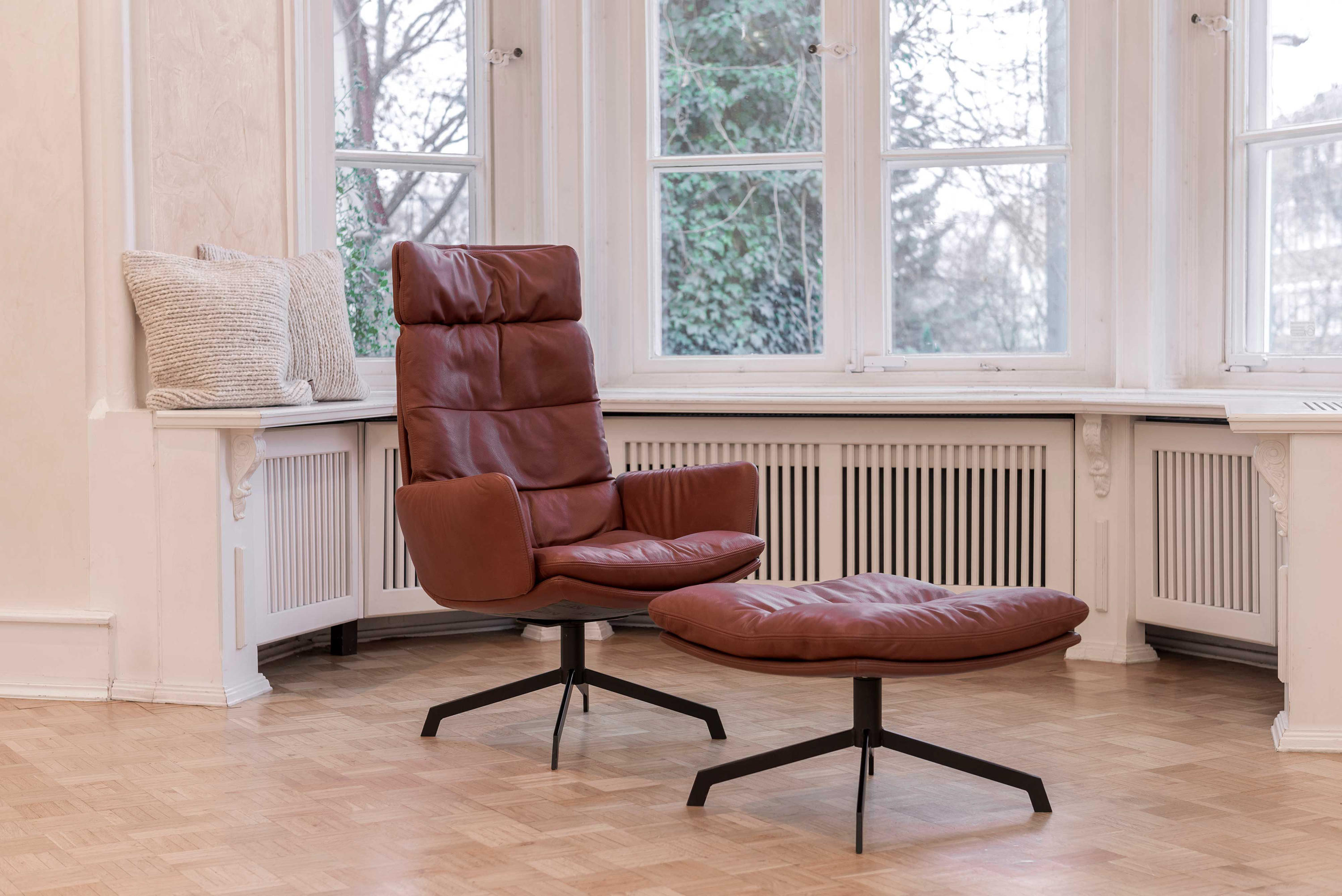 Arva Lounge Lounge Chairs From Kff Architonic
