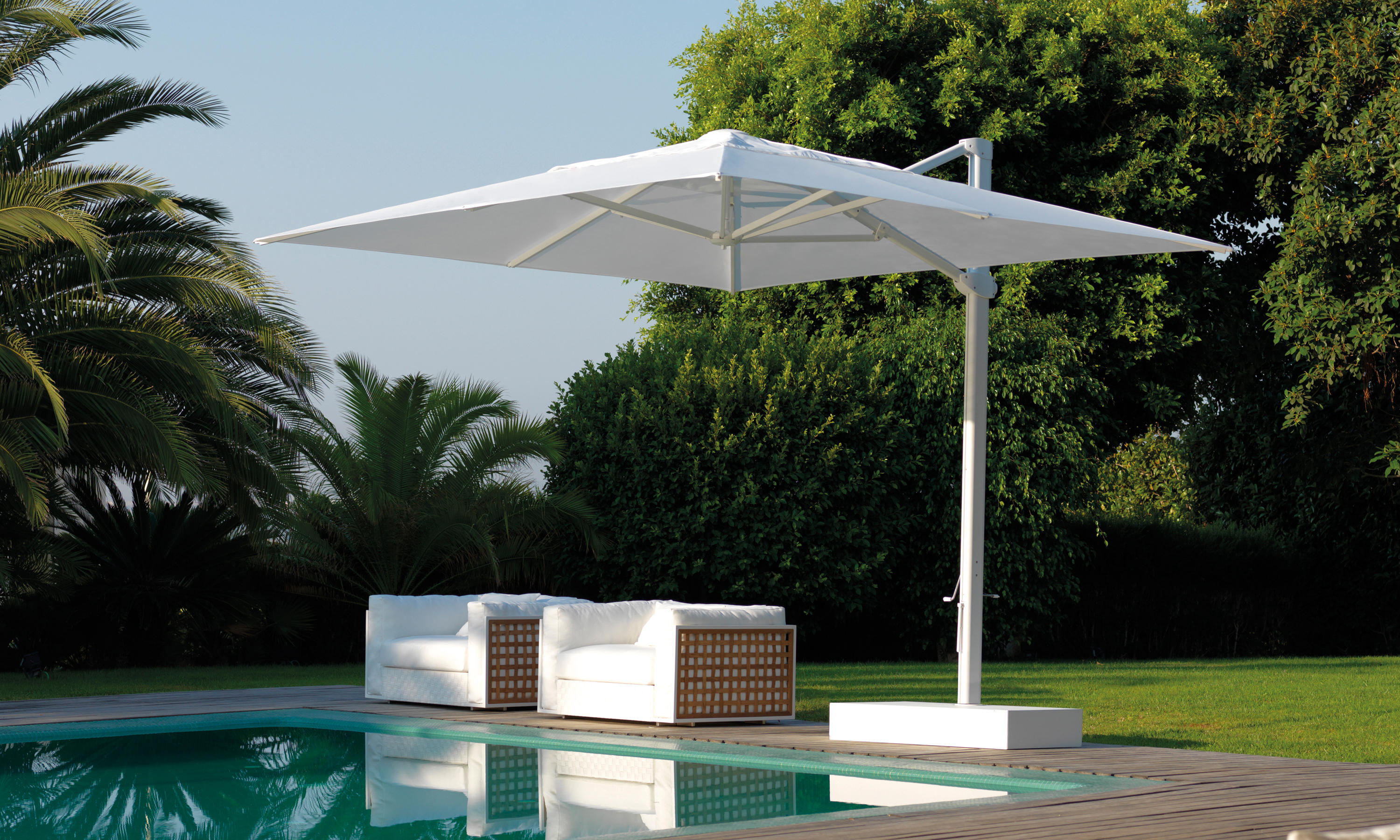 Parasol Marte Amp Designer Furniture Architonic