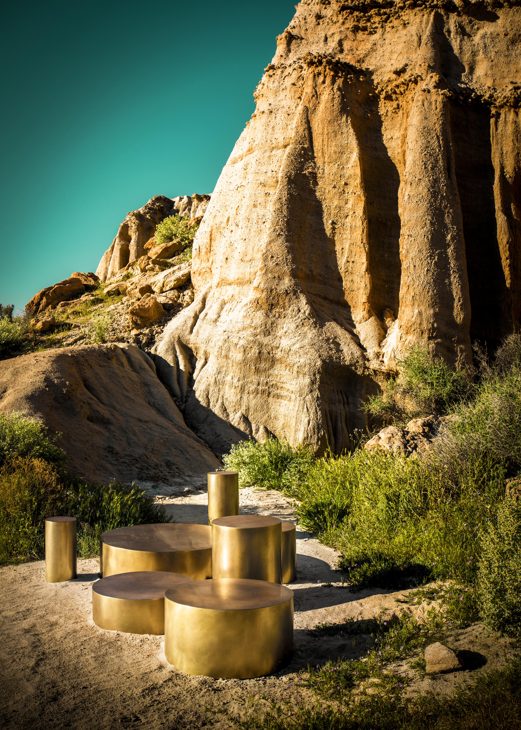Mushroom City Coffee Tables From Videre Licet Architonic