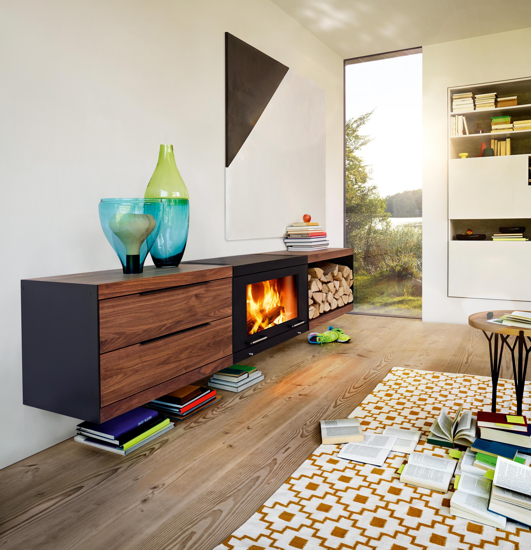 balance holzkamin fen von skantherm architonic. Black Bedroom Furniture Sets. Home Design Ideas