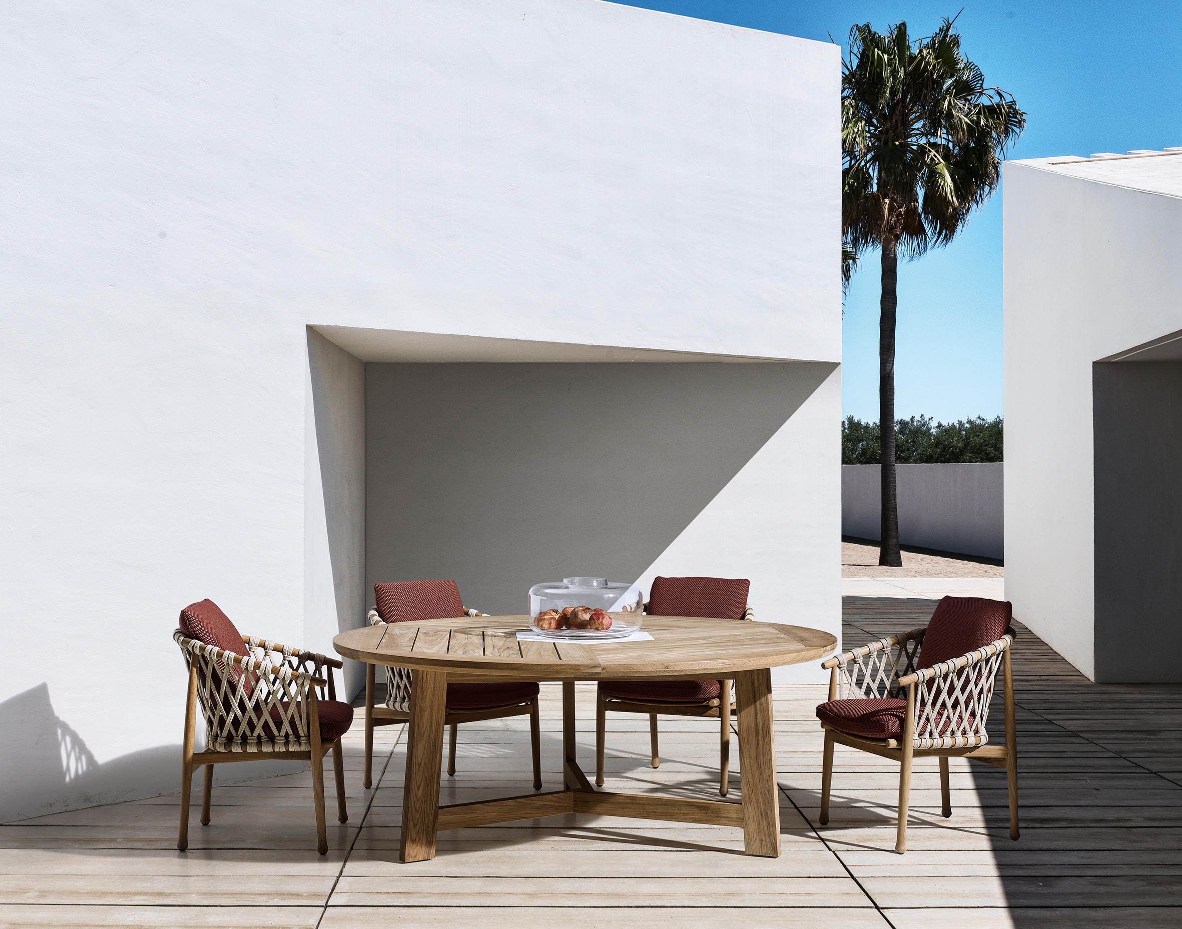 Ginestra chairs from b b italia architonic for B b outdoor