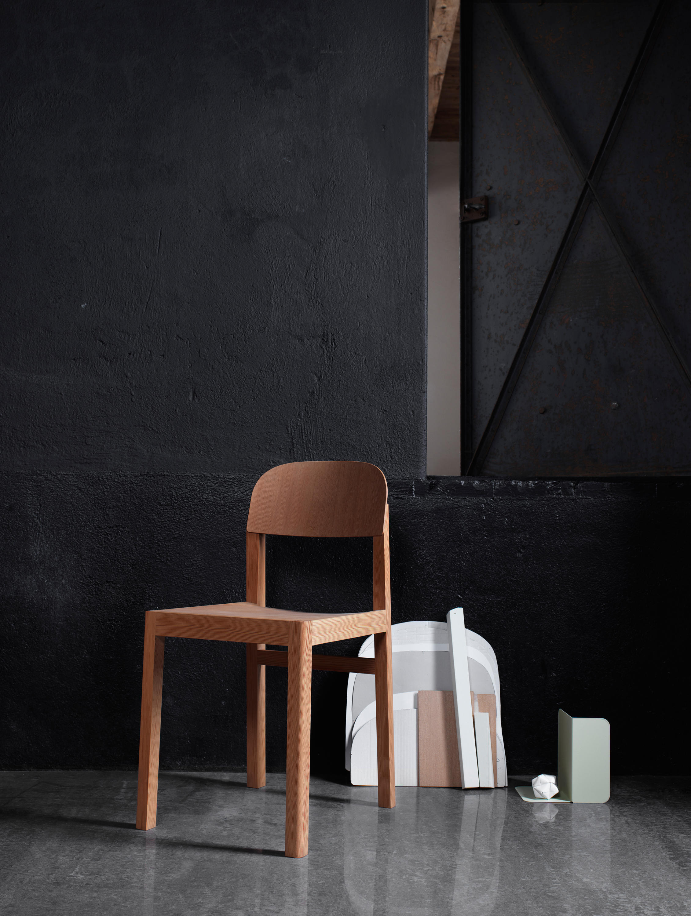 Workshop Chair Chairs From Muuto Architonic