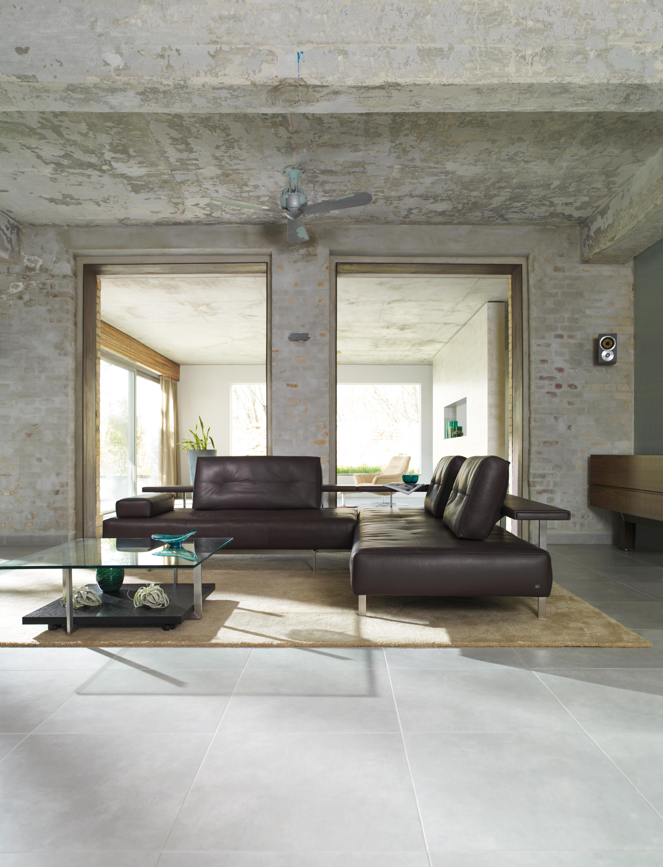 Rolf Benz Dono Loungesofas Von Rolf Benz Architonic