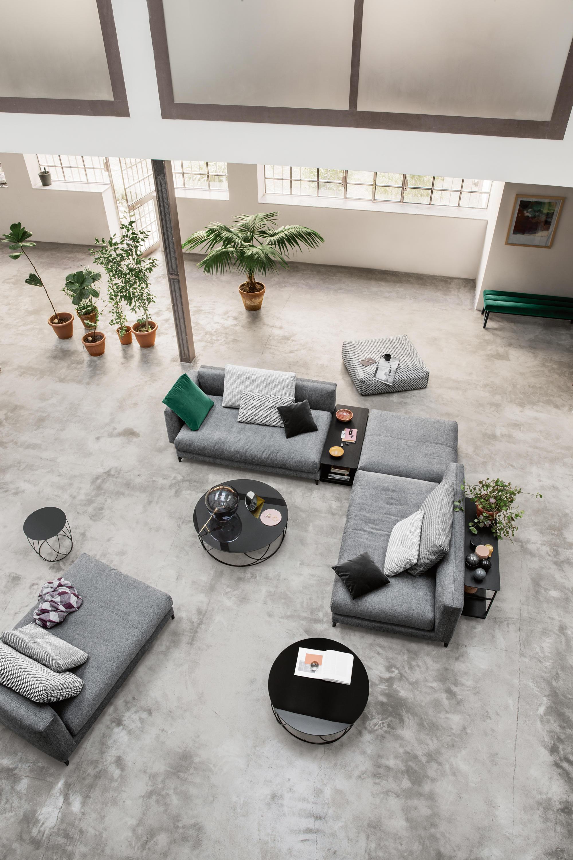 rolf benz nuvola sofas von rolf benz architonic. Black Bedroom Furniture Sets. Home Design Ideas