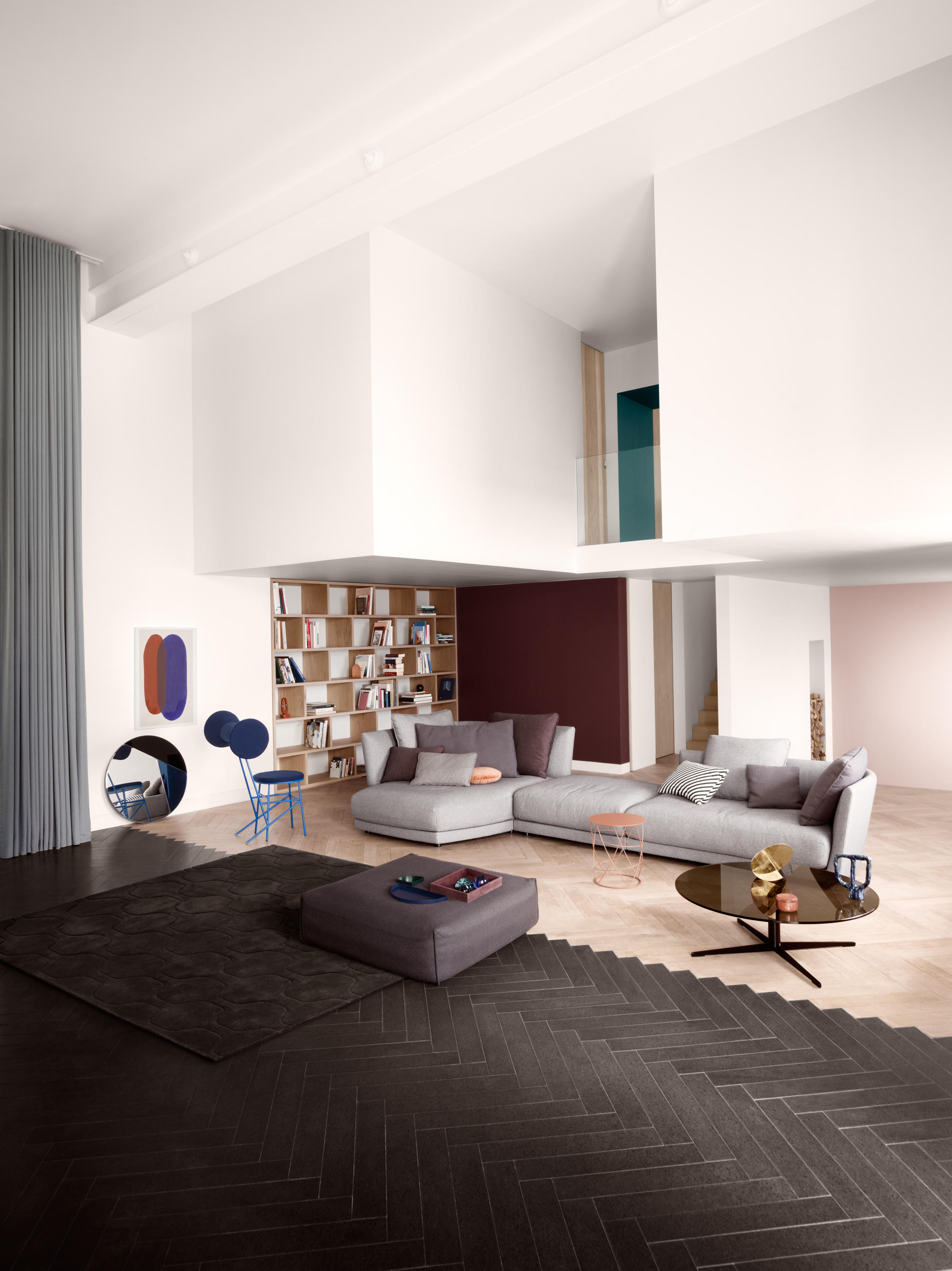 Rolf Benz Tondo Sofas From Rolf Benz Architonic