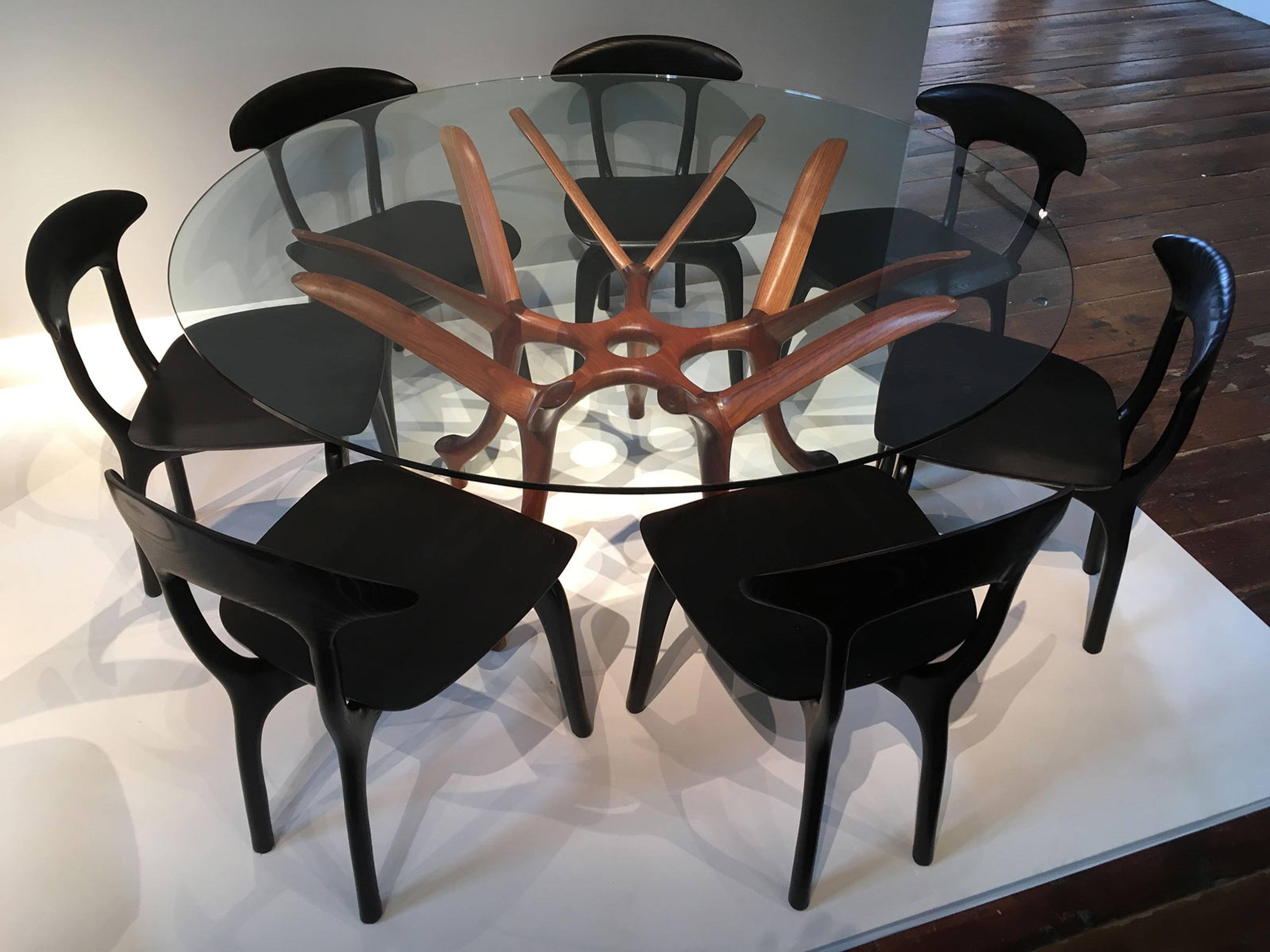 Malabar table restaurant tables from brian fireman design malabar table by brian fireman design geotapseo Image collections